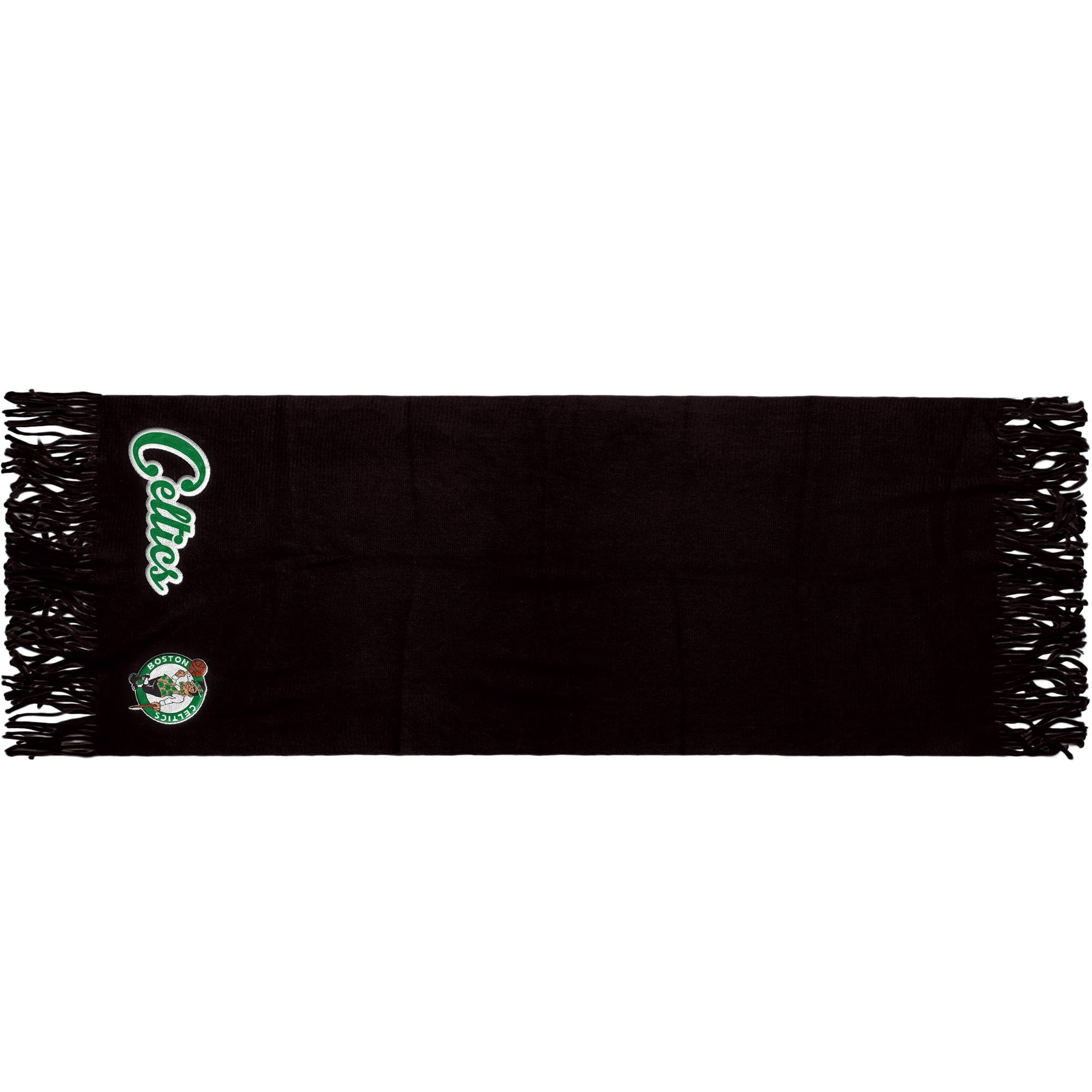 "Boston Celtics 81"" x 27"" Oversized Fringed Scarf"