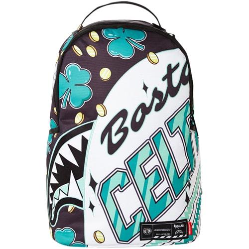 Boston Celtics Sprayground Lab Backpack