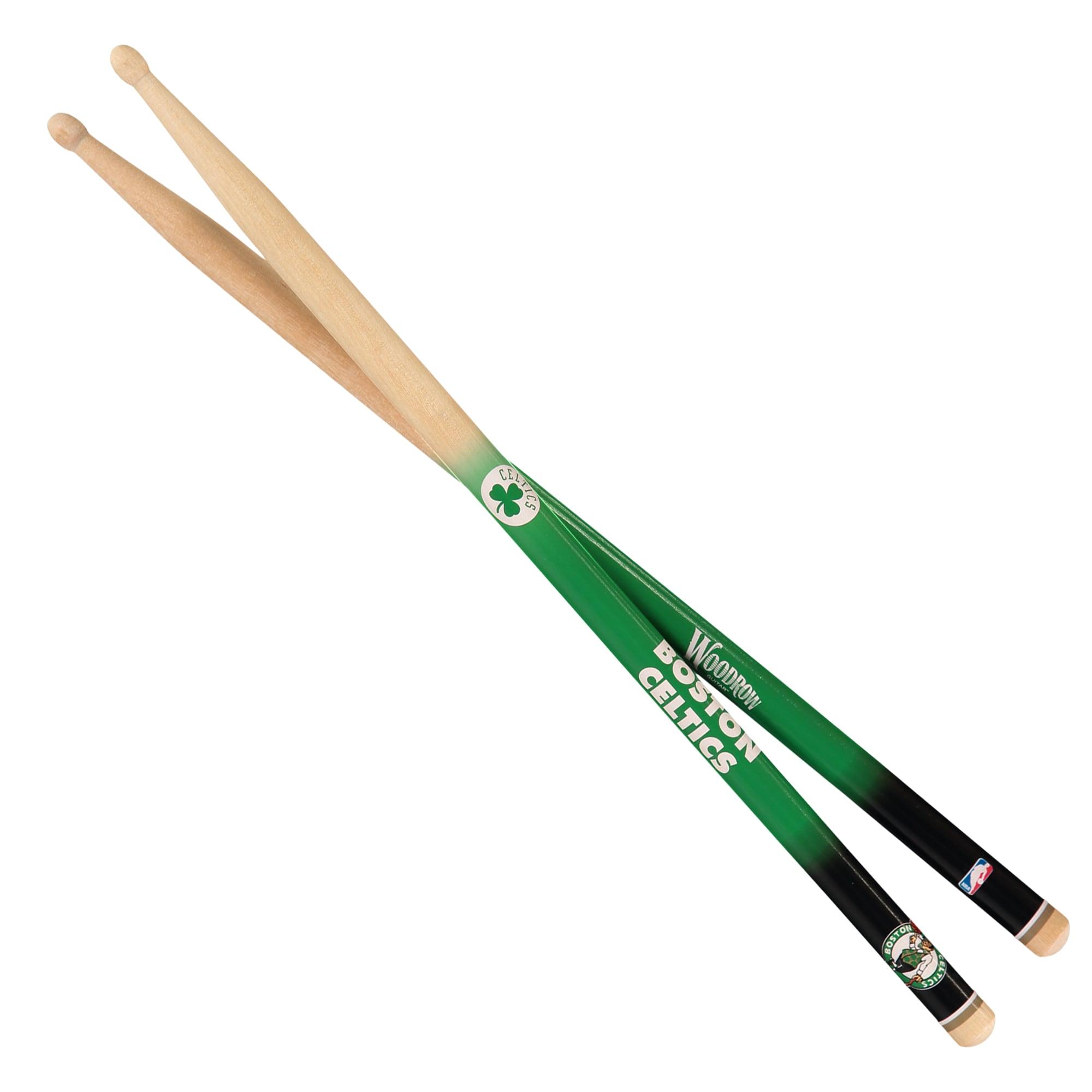 Boston Celtics Woodrow Guitar Drum Sticks