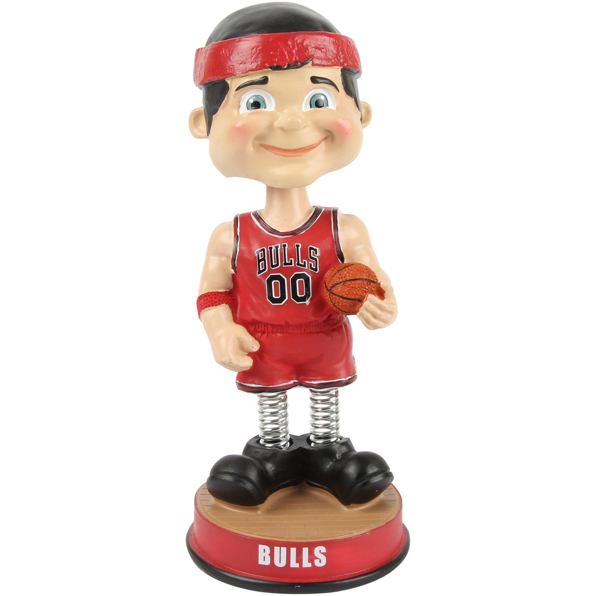 Chicago Bulls Retro Springy Legs Bobblehead