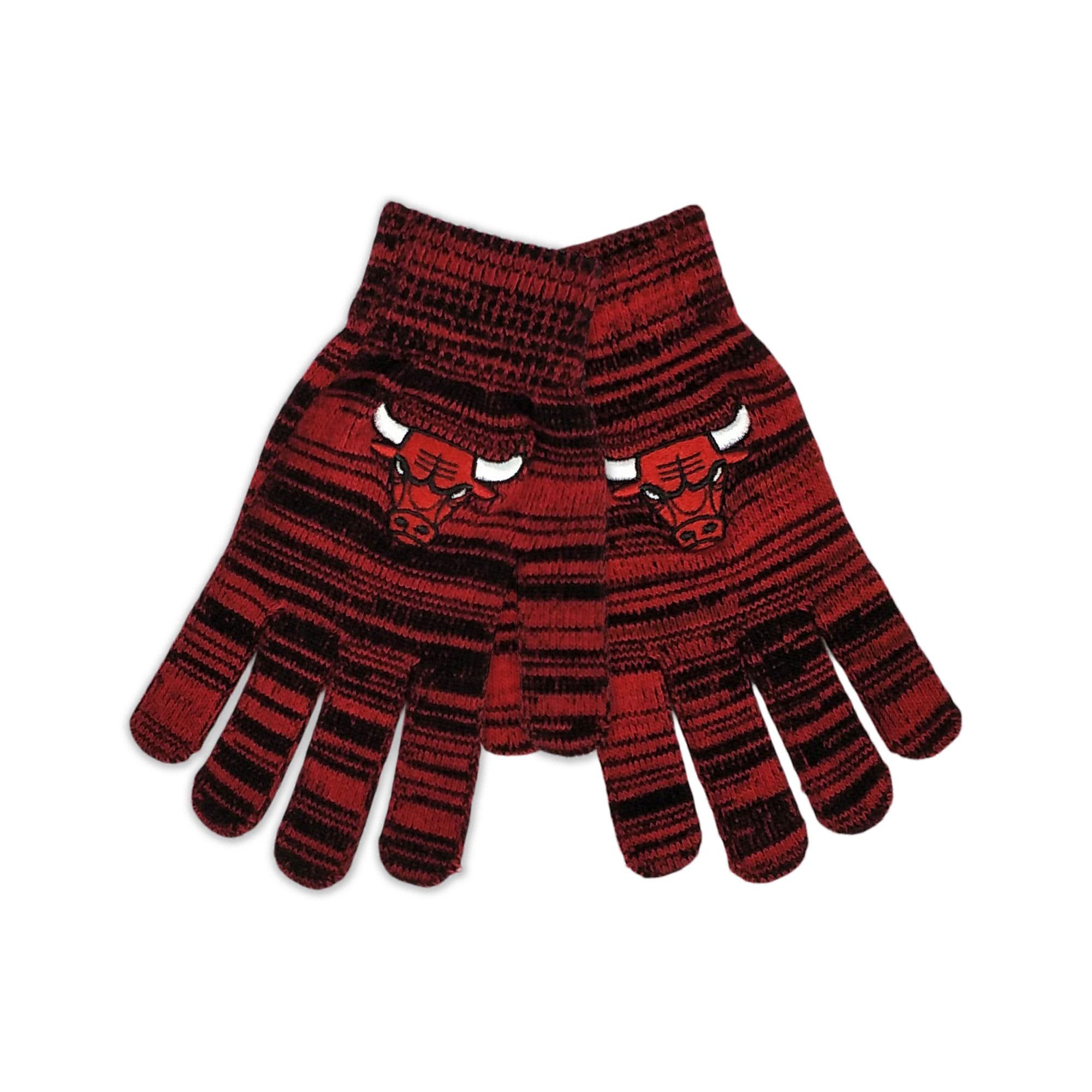 Chicago Bulls Colorblend Gloves