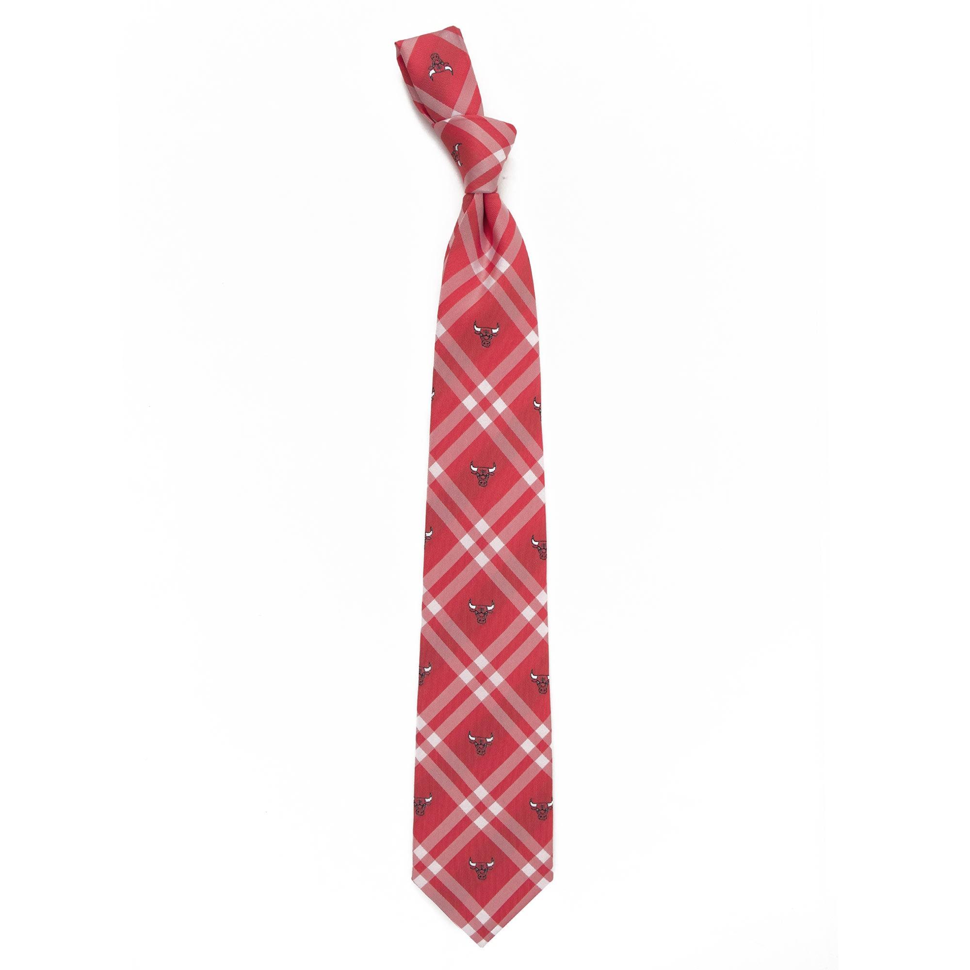 Chicago Bulls Rhodes Tie - Red