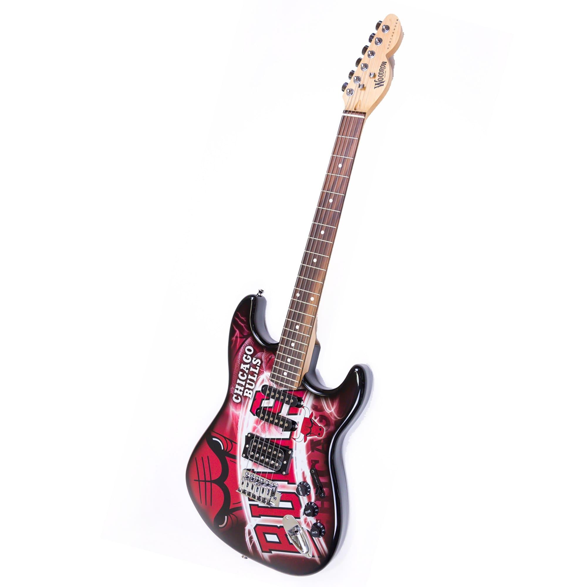 Chicago Bulls NorthEnder Guitar