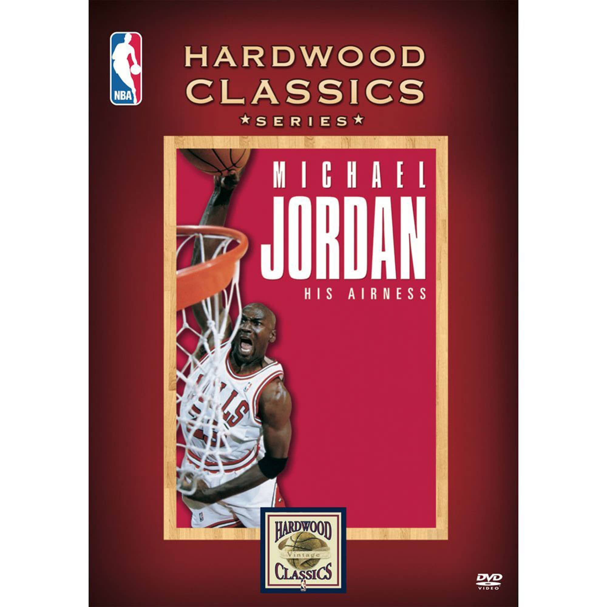 Michael Jordan Chicago Bulls Hardwood Classics: Michael Jordan His Airness DVD