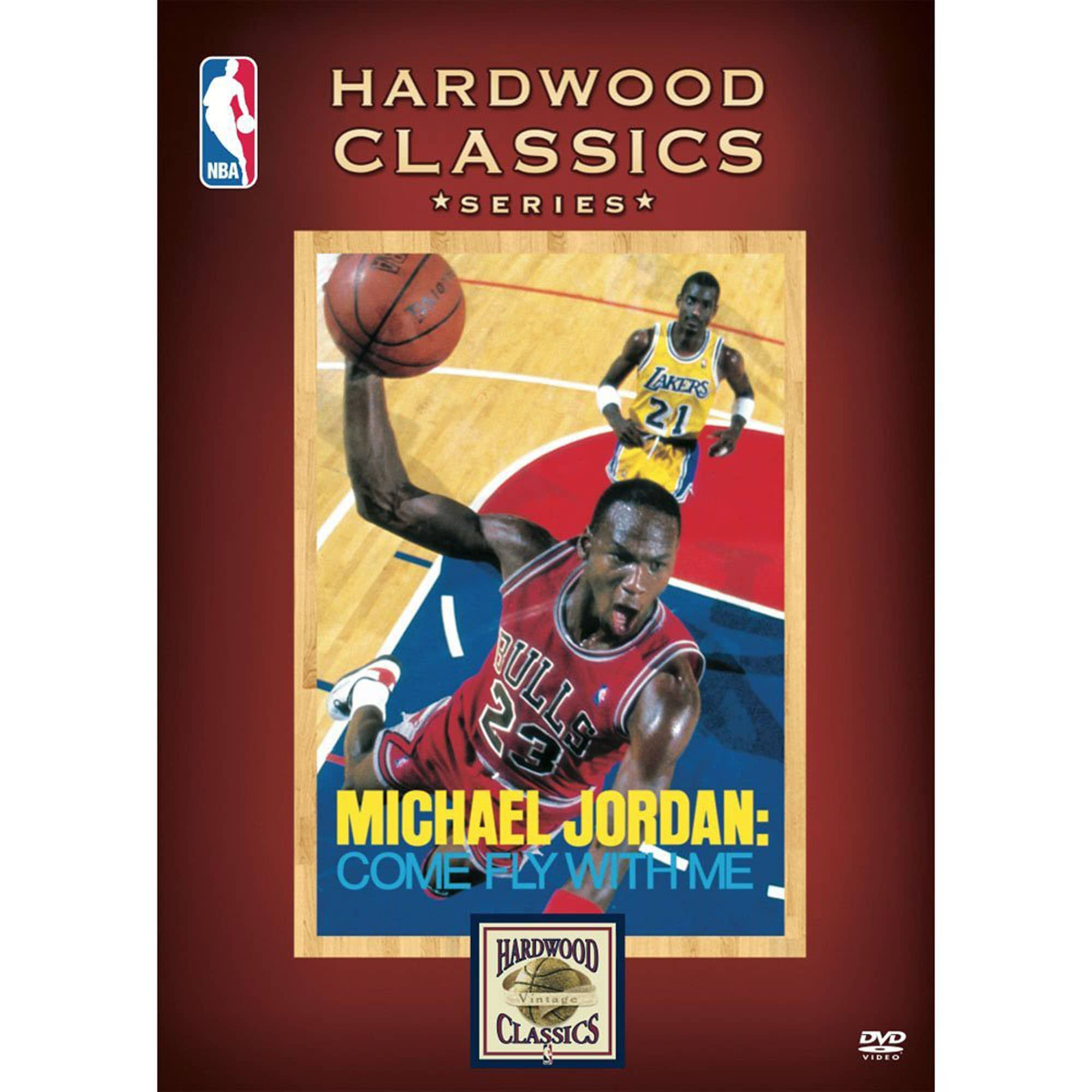 Michael Jordan Chicago Bulls Hardwood Classics: Michael Jordan Come Fly With Me DVD