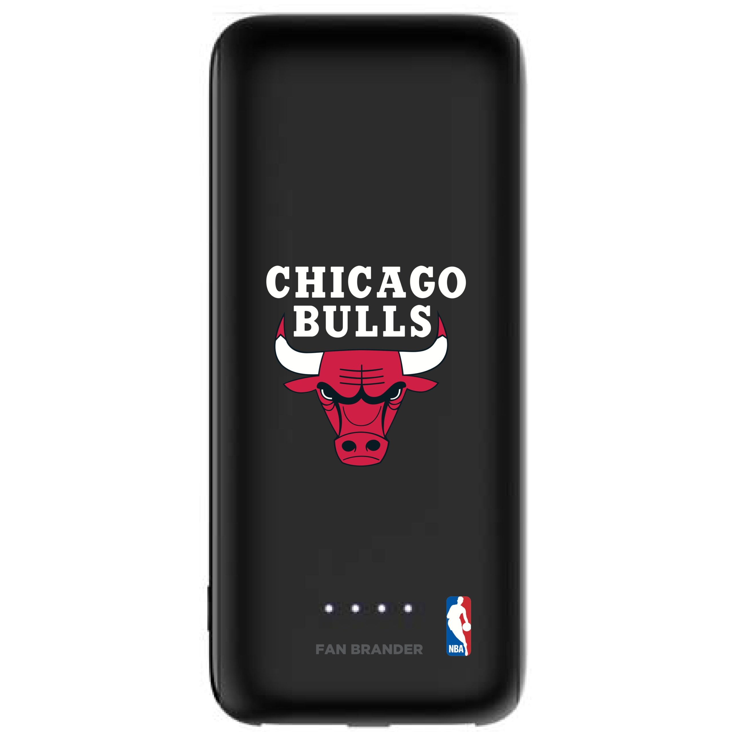 Chicago Bulls mophie 5200 mAh Universal Battery Power Boost