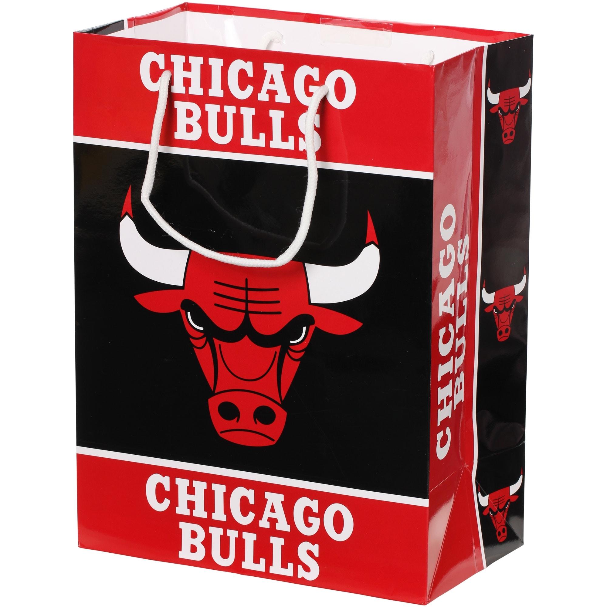 Chicago Bulls Gift Bag