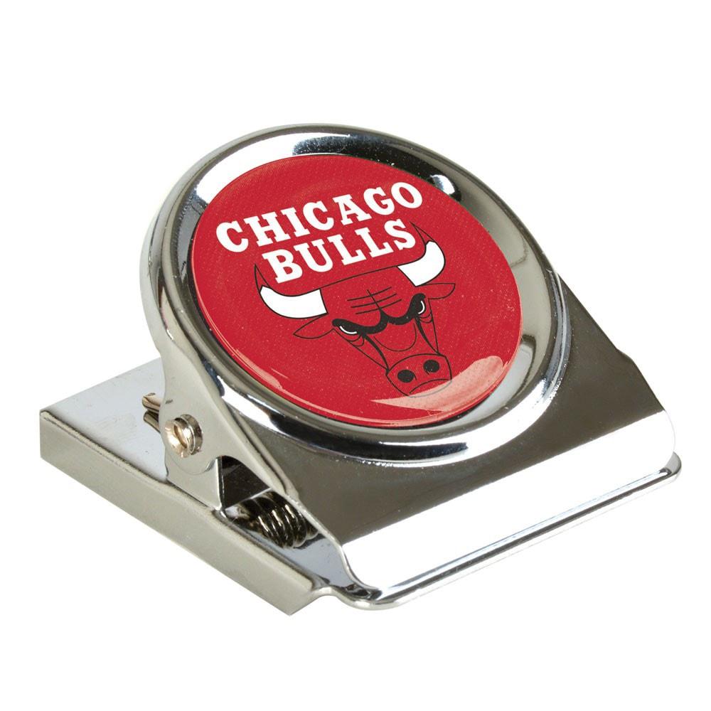 Chicago Bulls WinCraft Magnet Clip