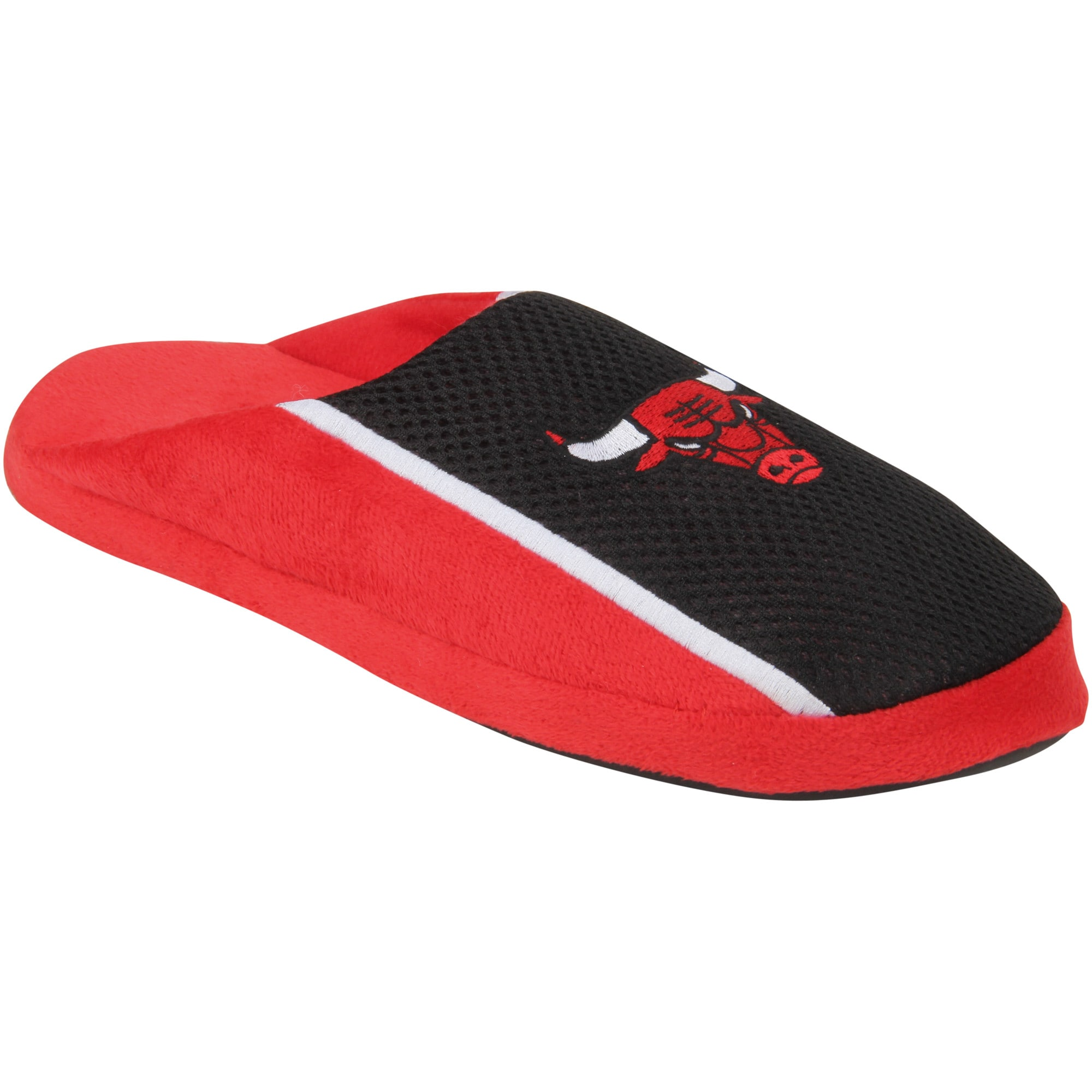 Chicago Bulls Jersey Slide Slippers
