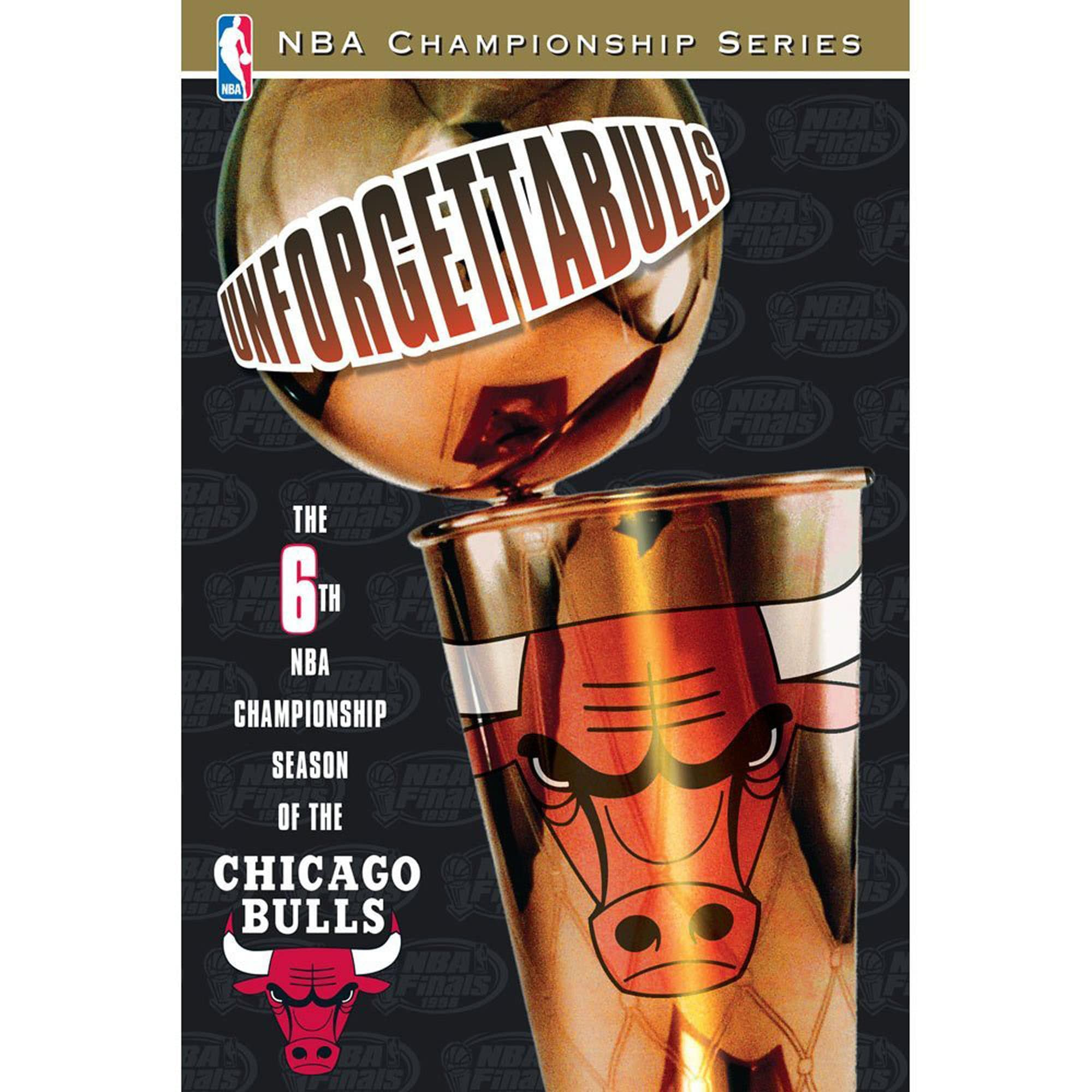 Chicago Bulls 1998 NBA Champions DVD