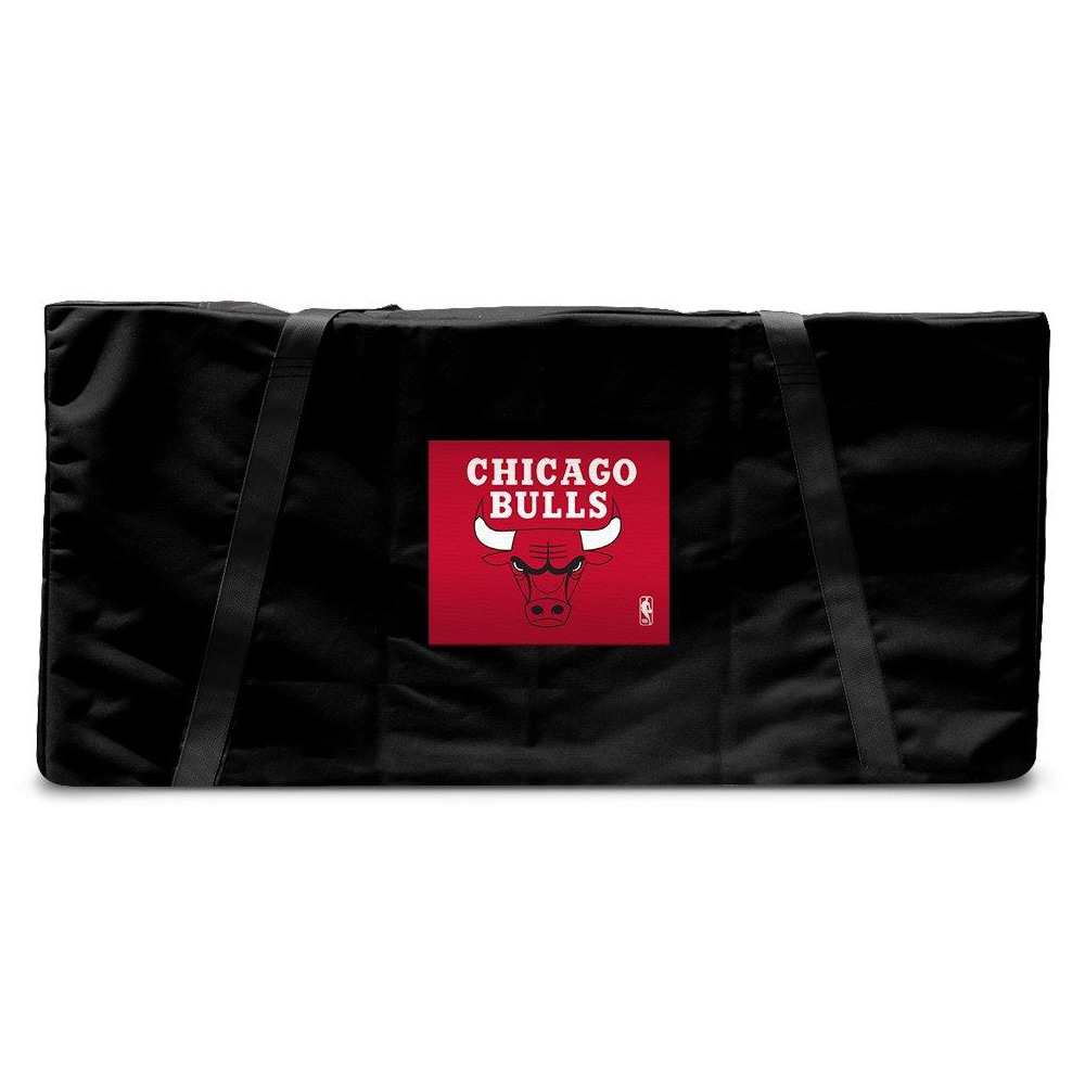 Chicago Bulls Regulation Cornhole Carrying Case