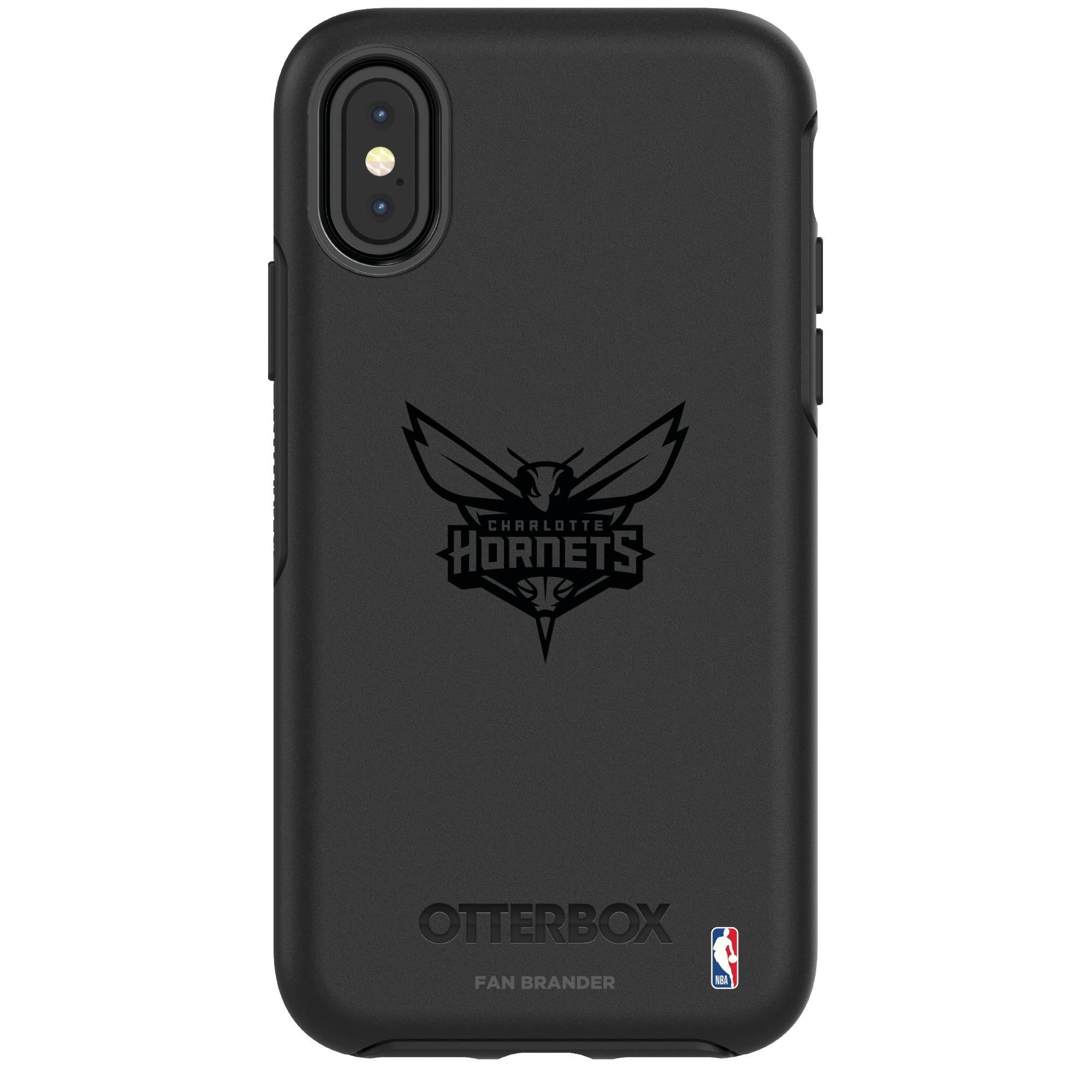 Charlotte Hornets OtterBox iPhone Tonal Symmetry Case