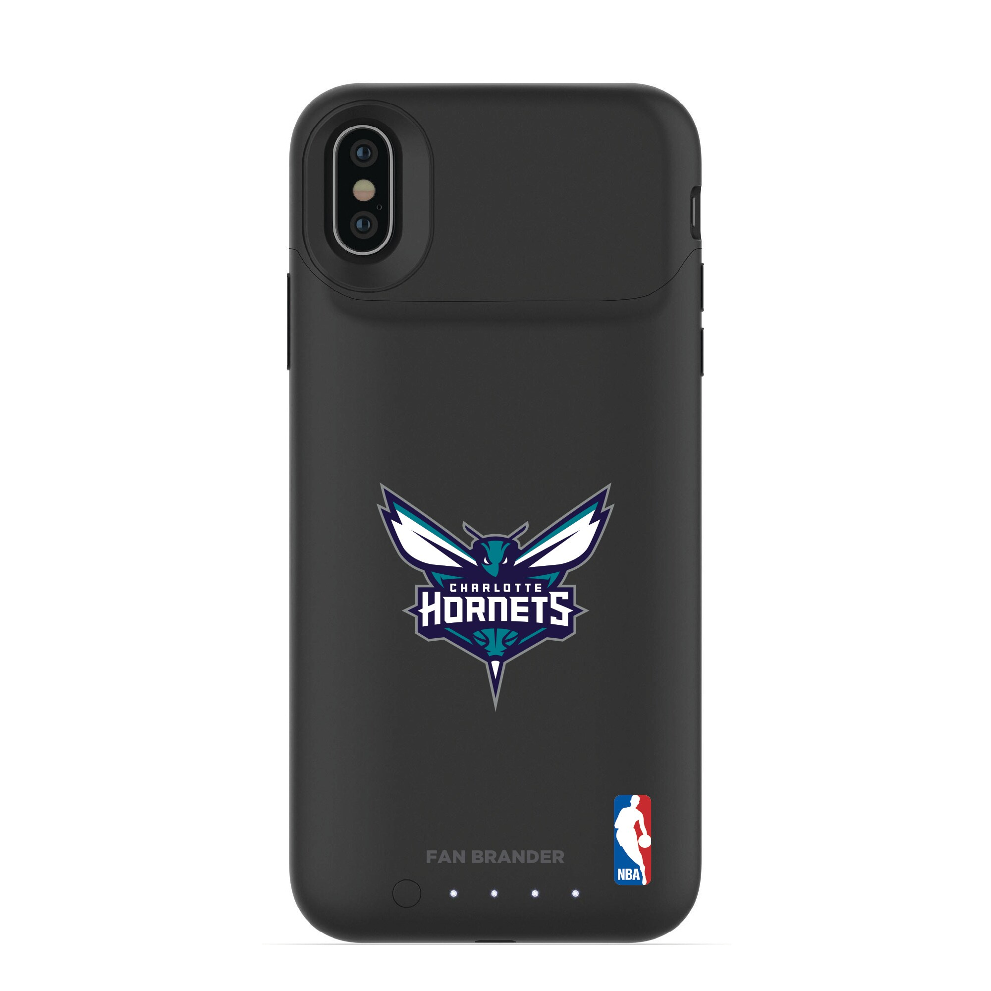 Charlotte Hornets mophie Primary Logo iPhone Case