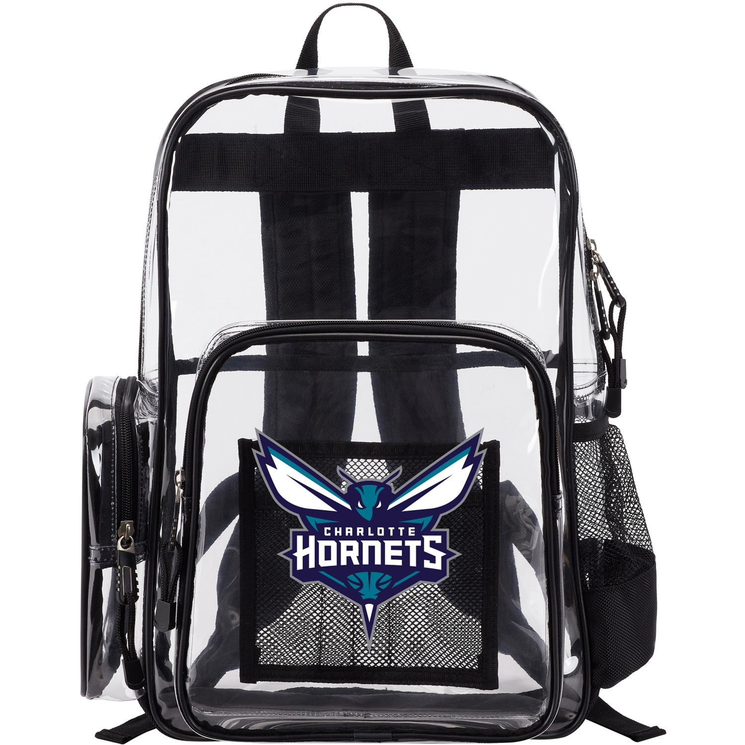 Charlotte Hornets The Northwest Company Dimension Clear Backpack