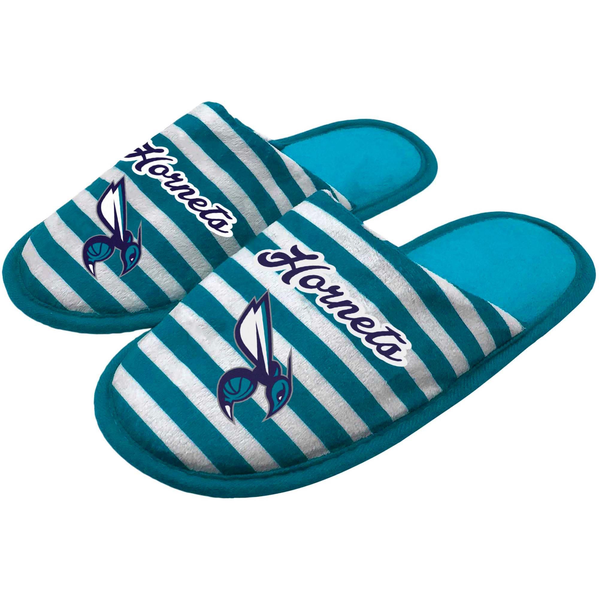 Charlotte Hornets Women's Scuff Slippers