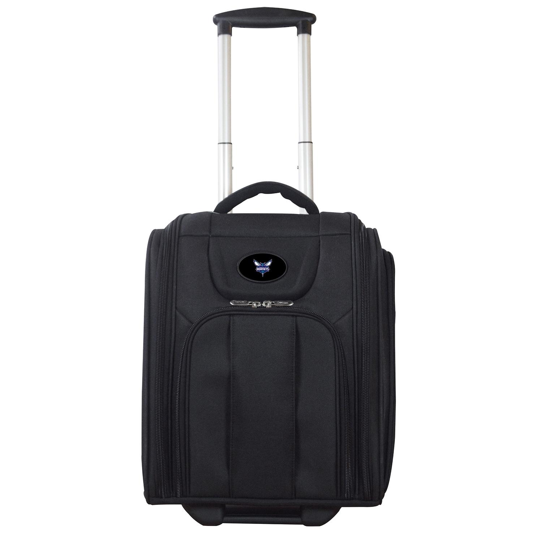 "Charlotte Hornets 16"" Business Tote Laptop Bag - Black"