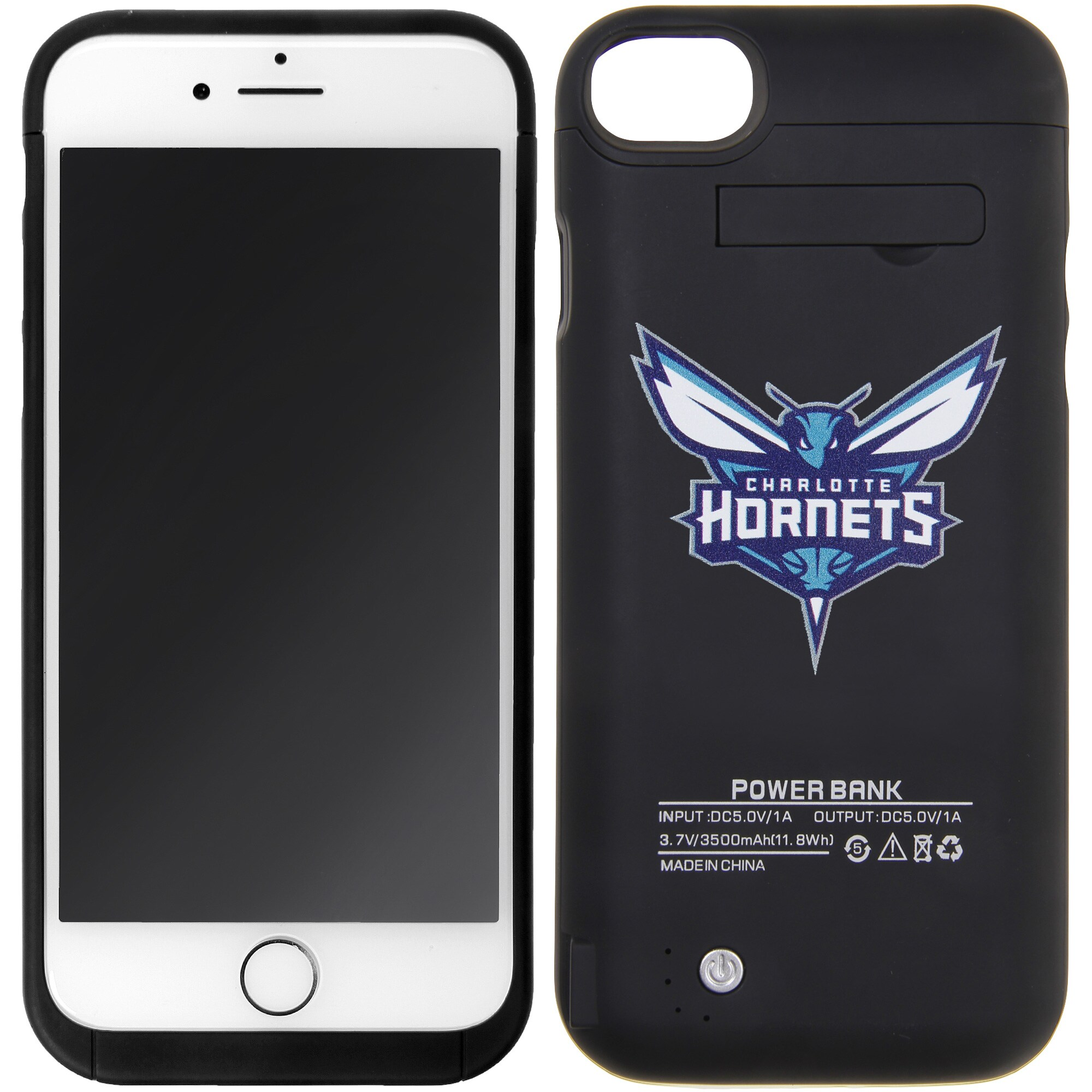 Charlotte Hornets Boost iPhone 7 Case