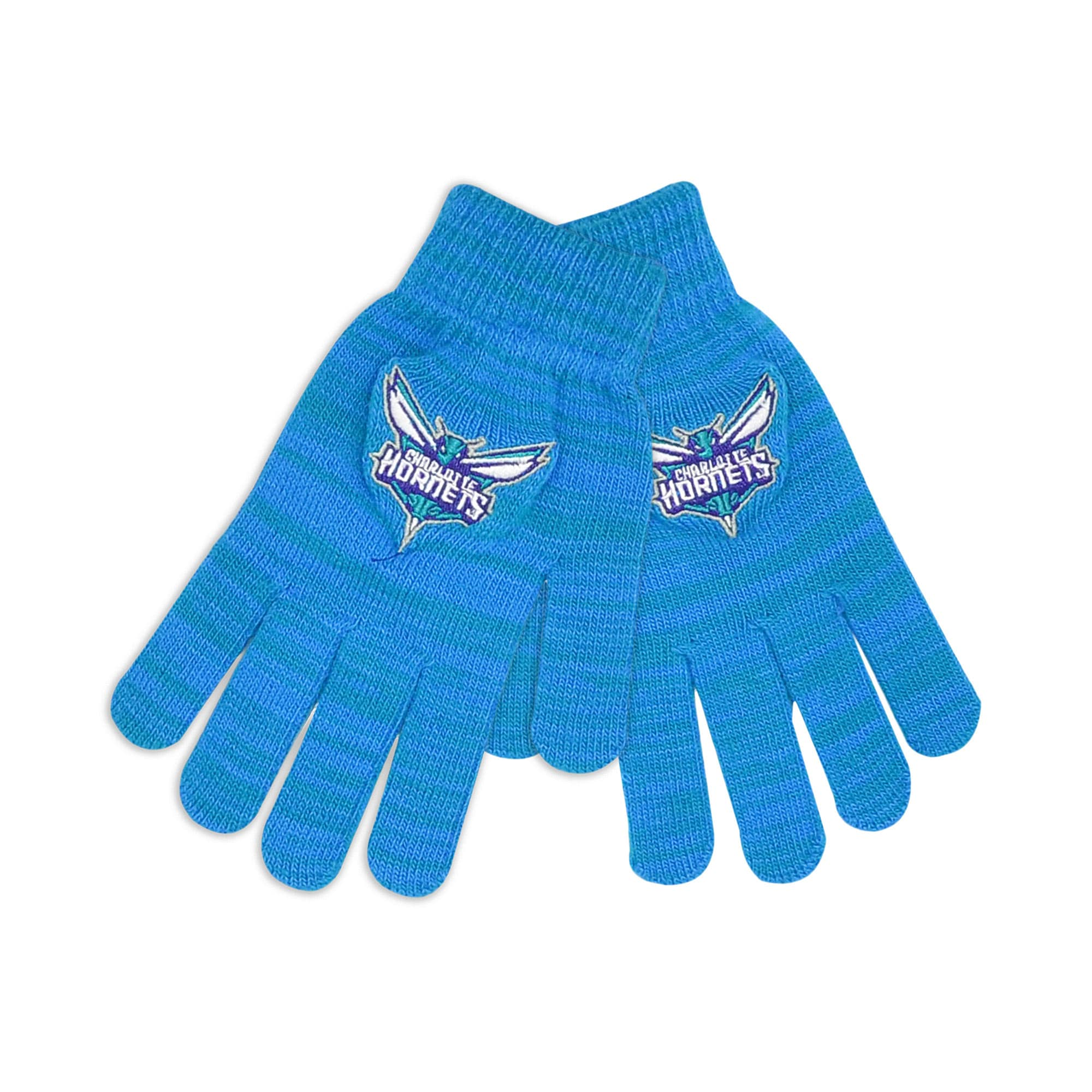 Charlotte Hornets Colorblend Gloves