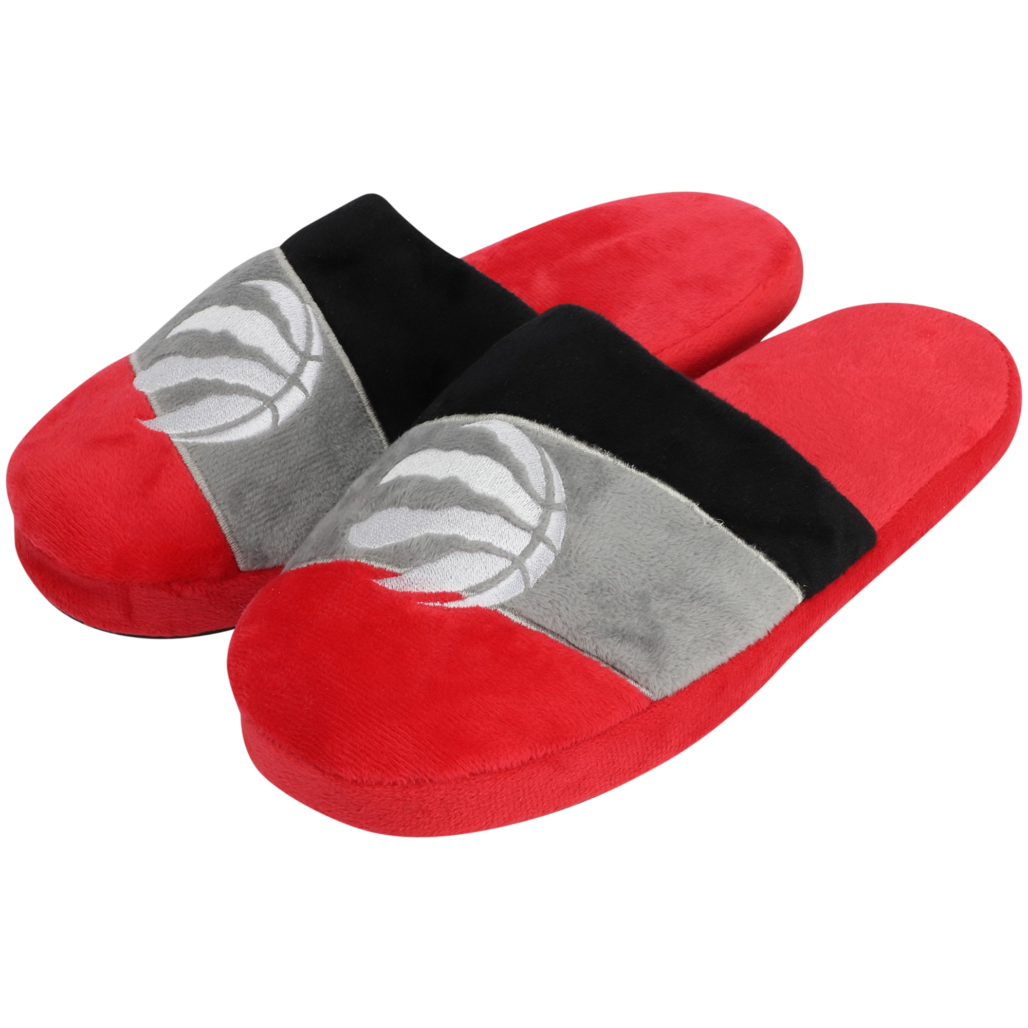 Toronto Raptors Team Colorblock Slide Slippers