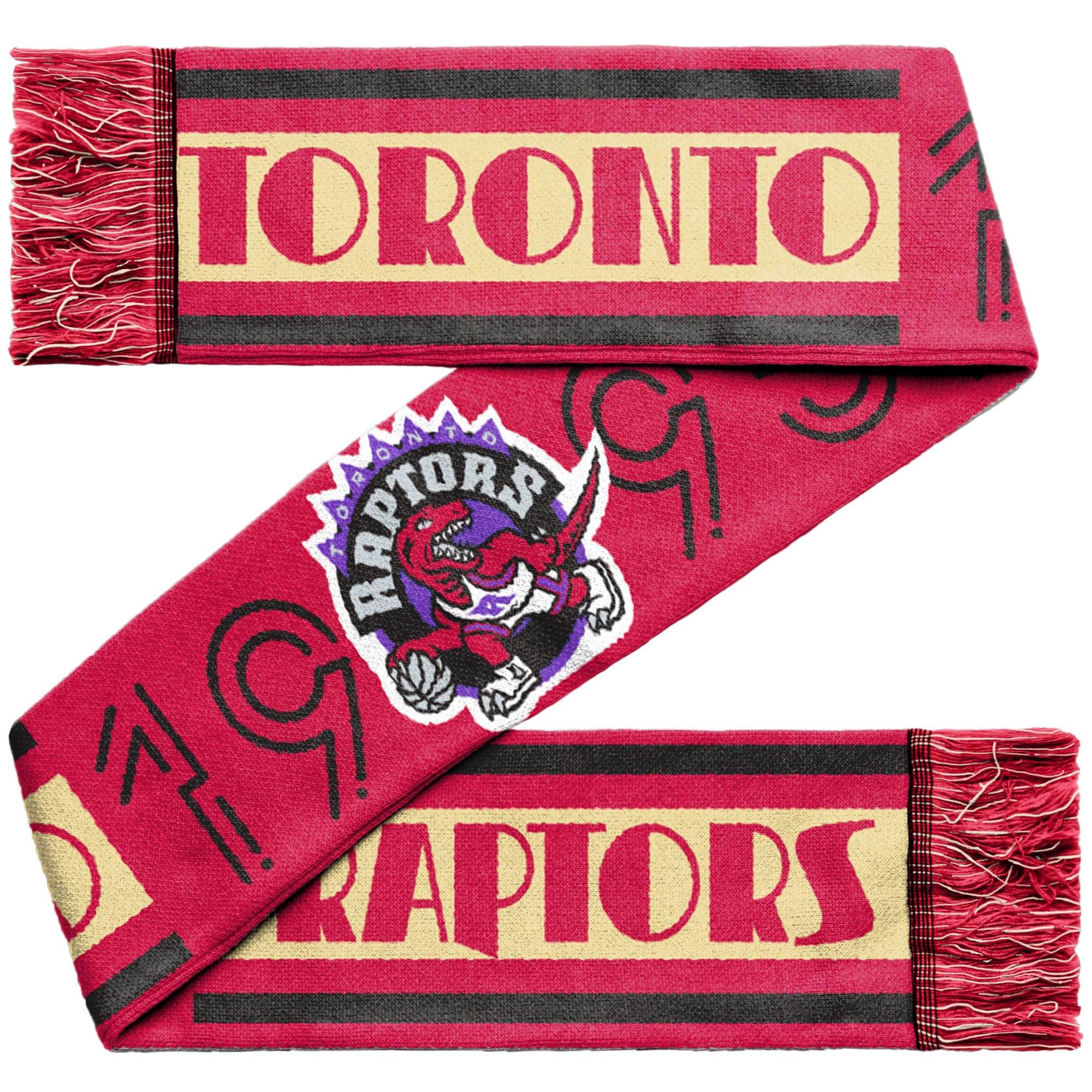 Toronto Raptors Retro Reversible Scarf