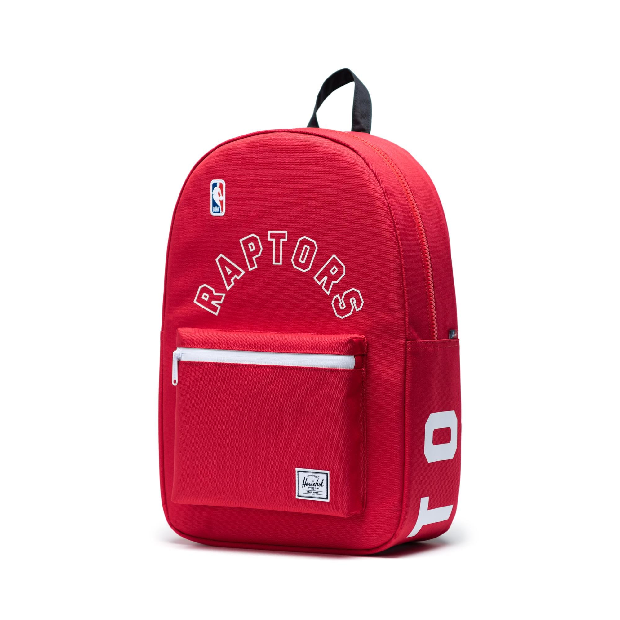Toronto Raptors Herschel Supply Co. Settlement Backpack