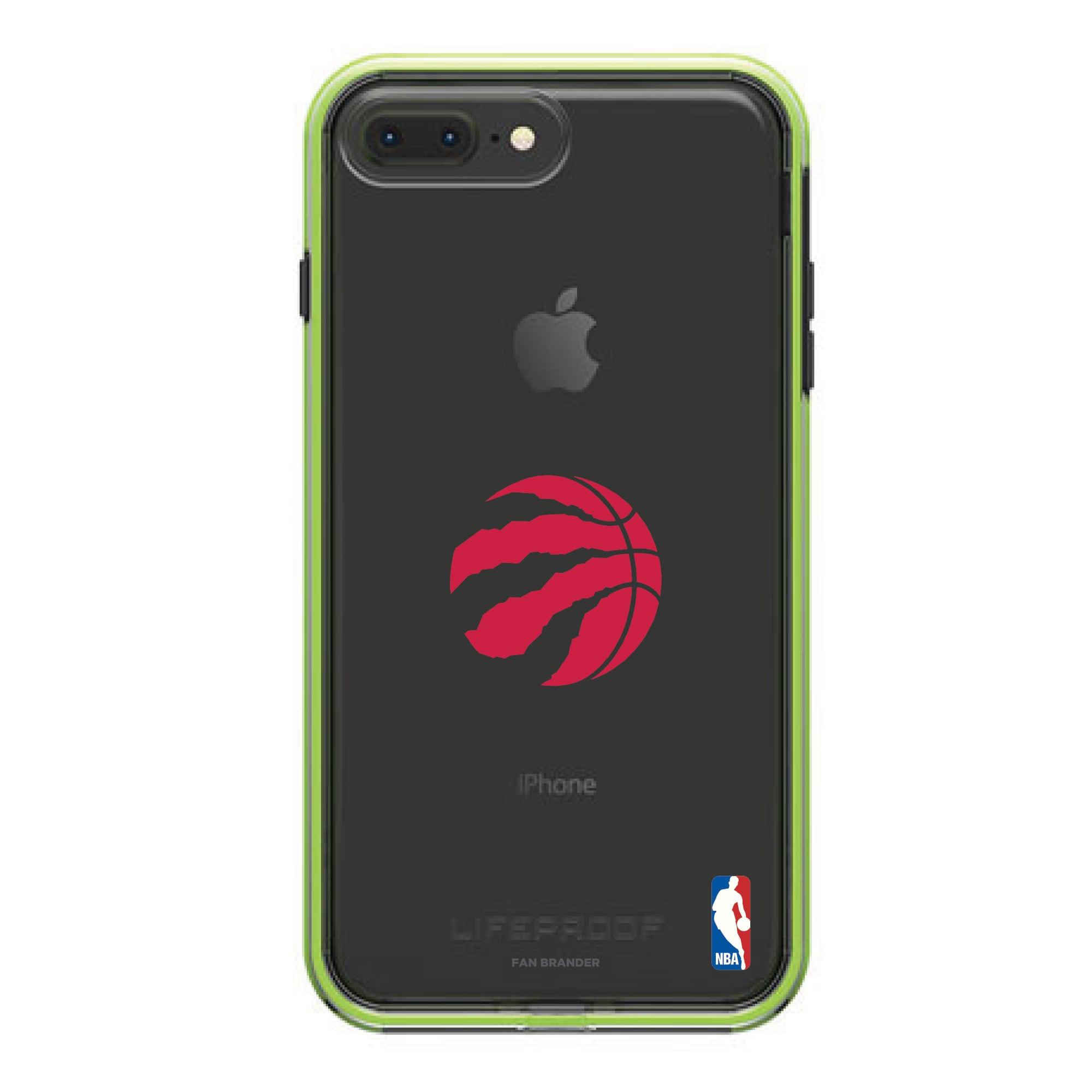 Toronto Raptors LifeProof Night Flash Primary Logo iPhone Case