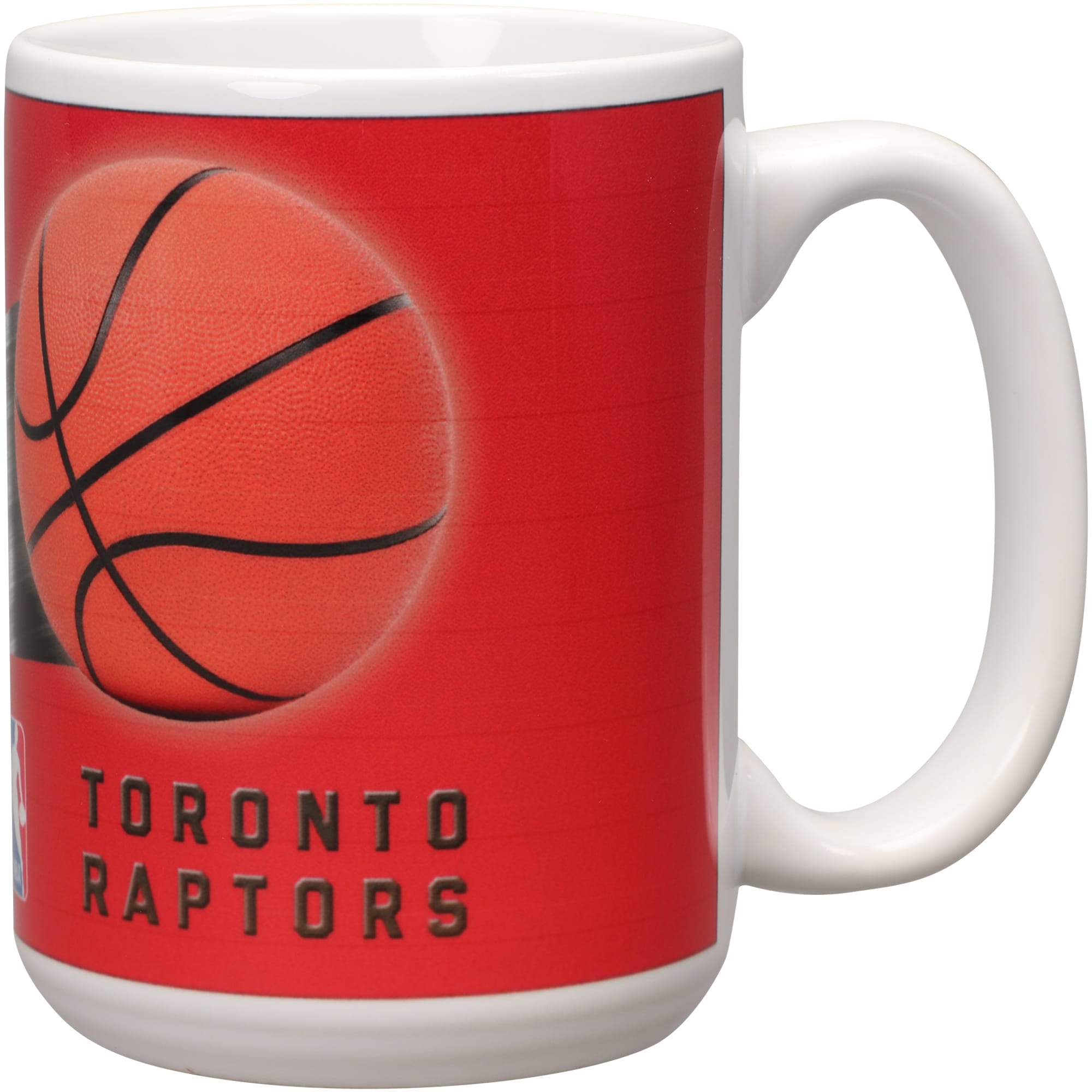 Toronto Raptors 15oz. Team 3D Graphic Mug