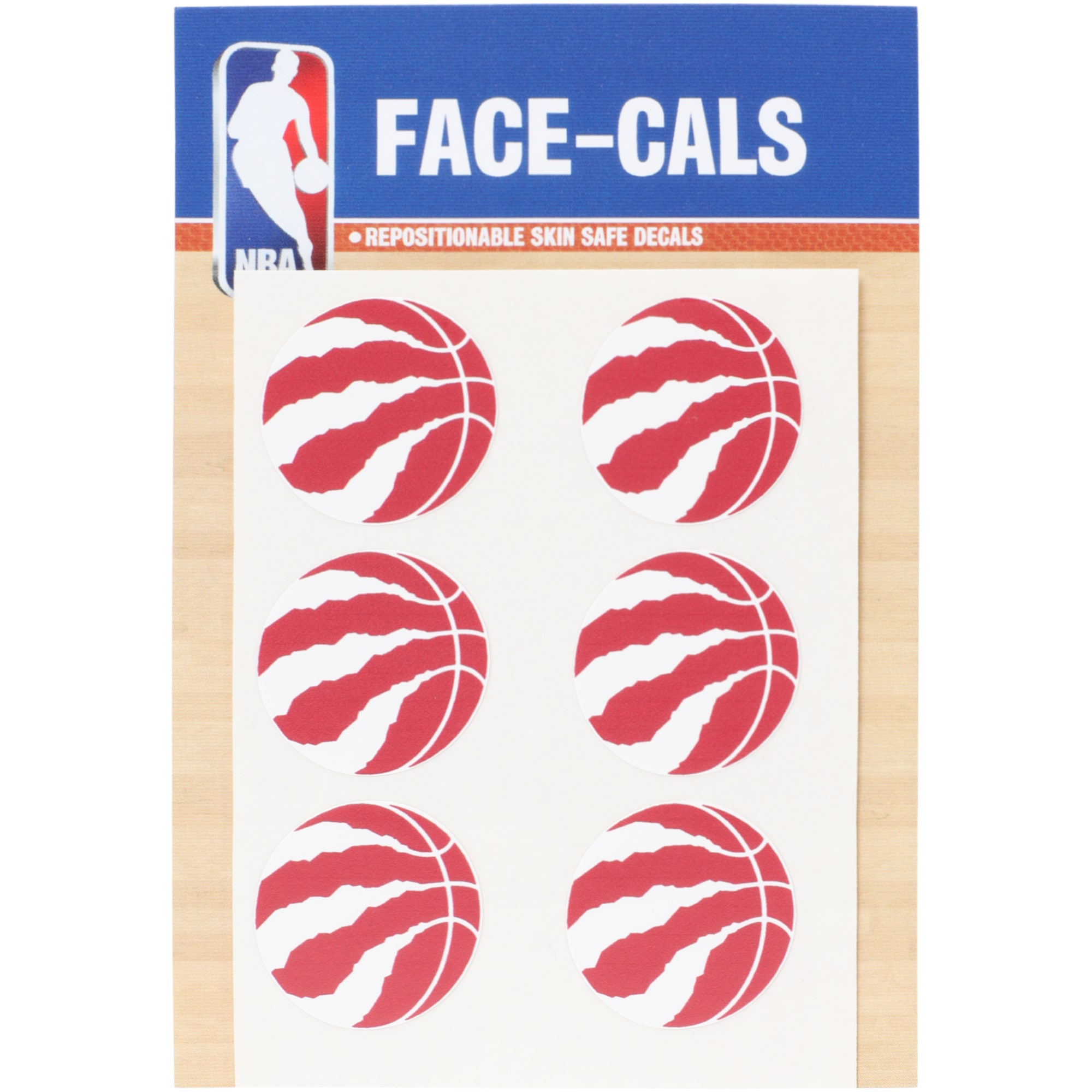 "Toronto Raptors 3""x 5"" Mini Decal Set"