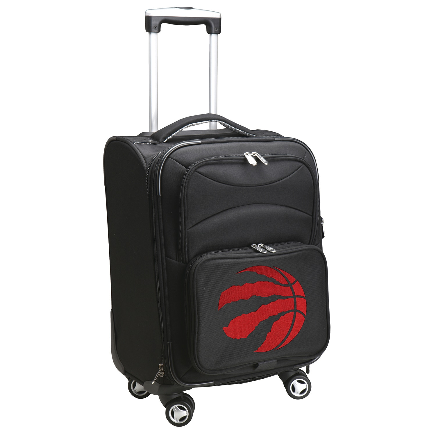"Toronto Raptors 21"" Spinner Carry-On - Black"