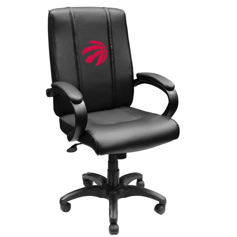 Toronto Raptors Red Logo Office Chair 1000