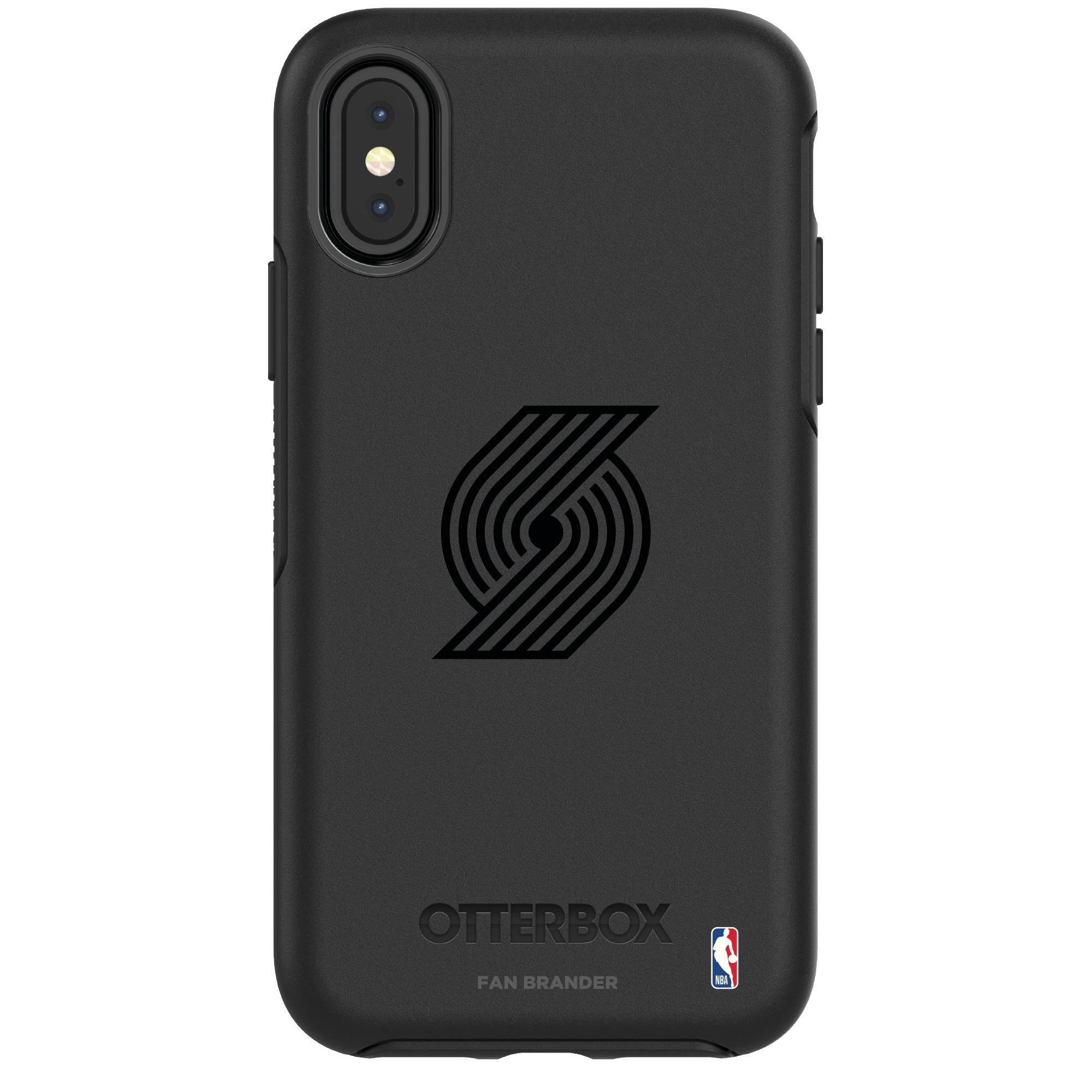 Portland Trail Blazers OtterBox iPhone Tonal Symmetry Case