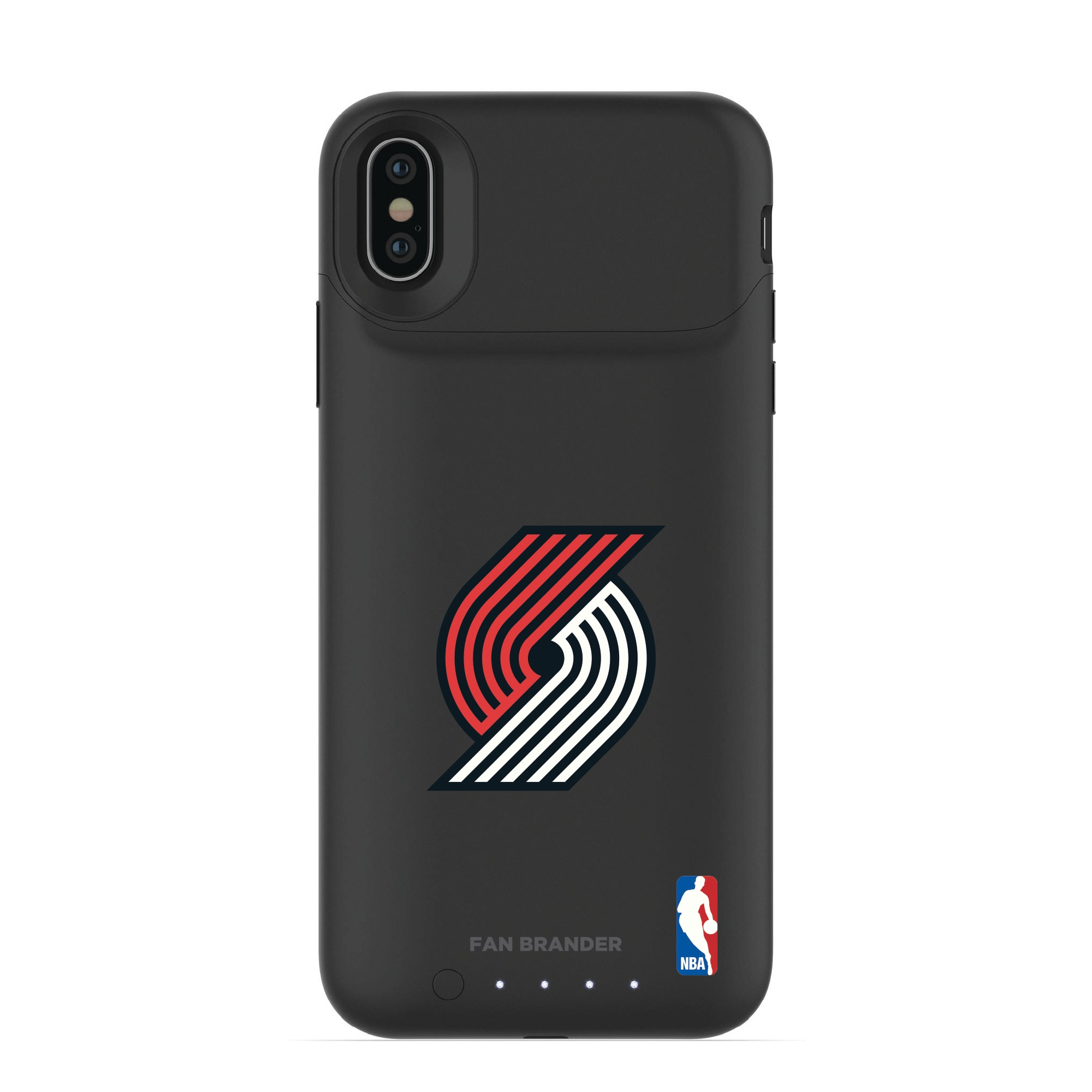 Portland Trail Blazers mophie Primary Logo iPhone Case