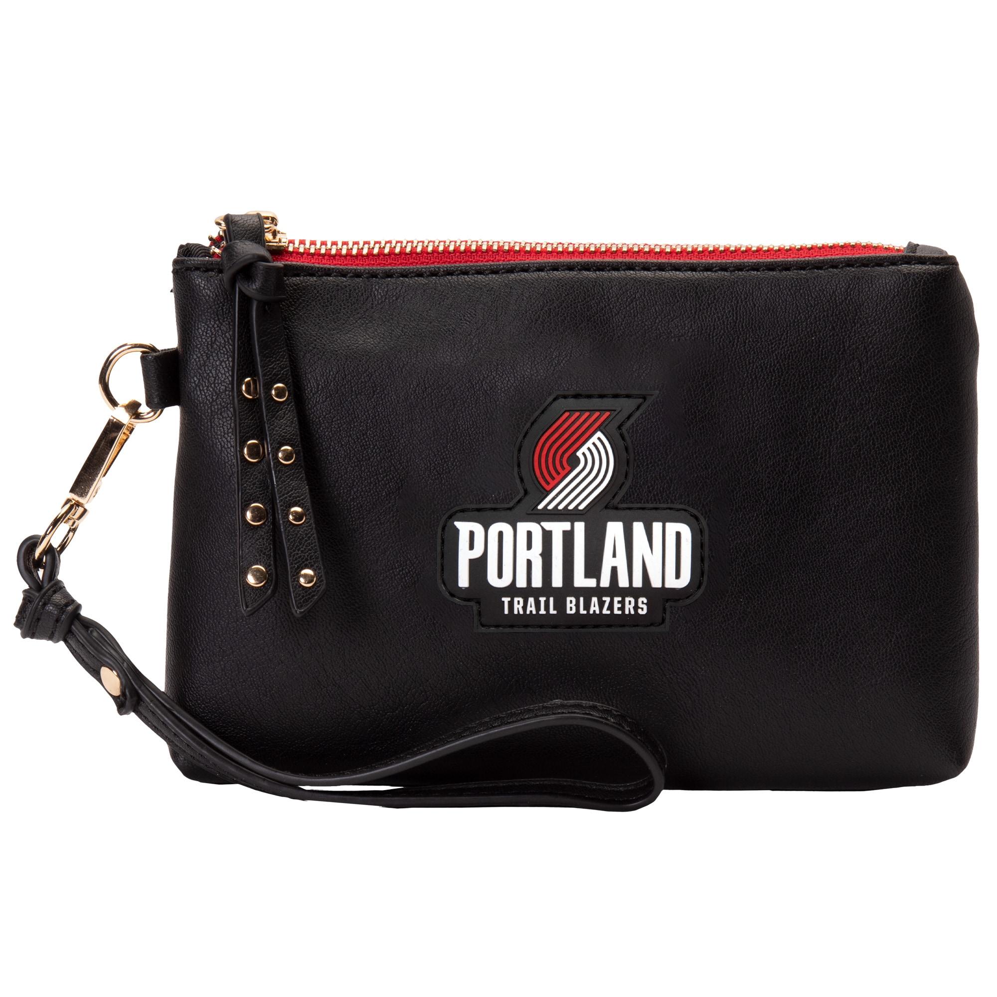 Portland Trail Blazers Wristlet Pouch
