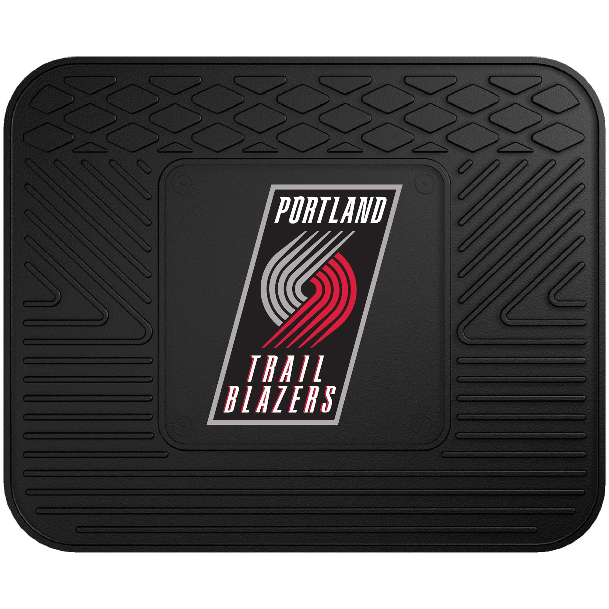 """Portland Trail Blazers 17"""" x 14"""" Utility Mat"""