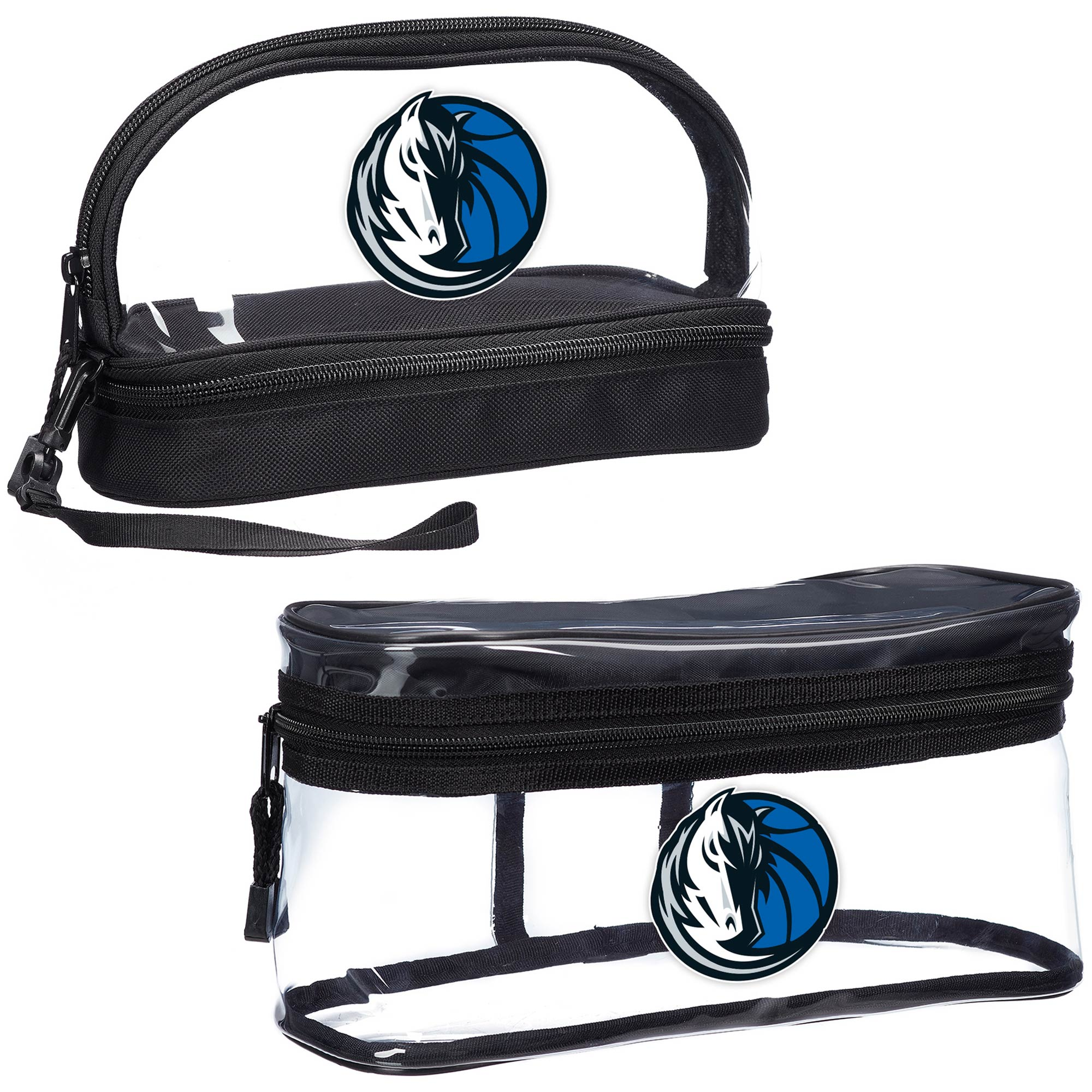 Dallas Mavericks The Northwest Company Two-Piece Travel Set