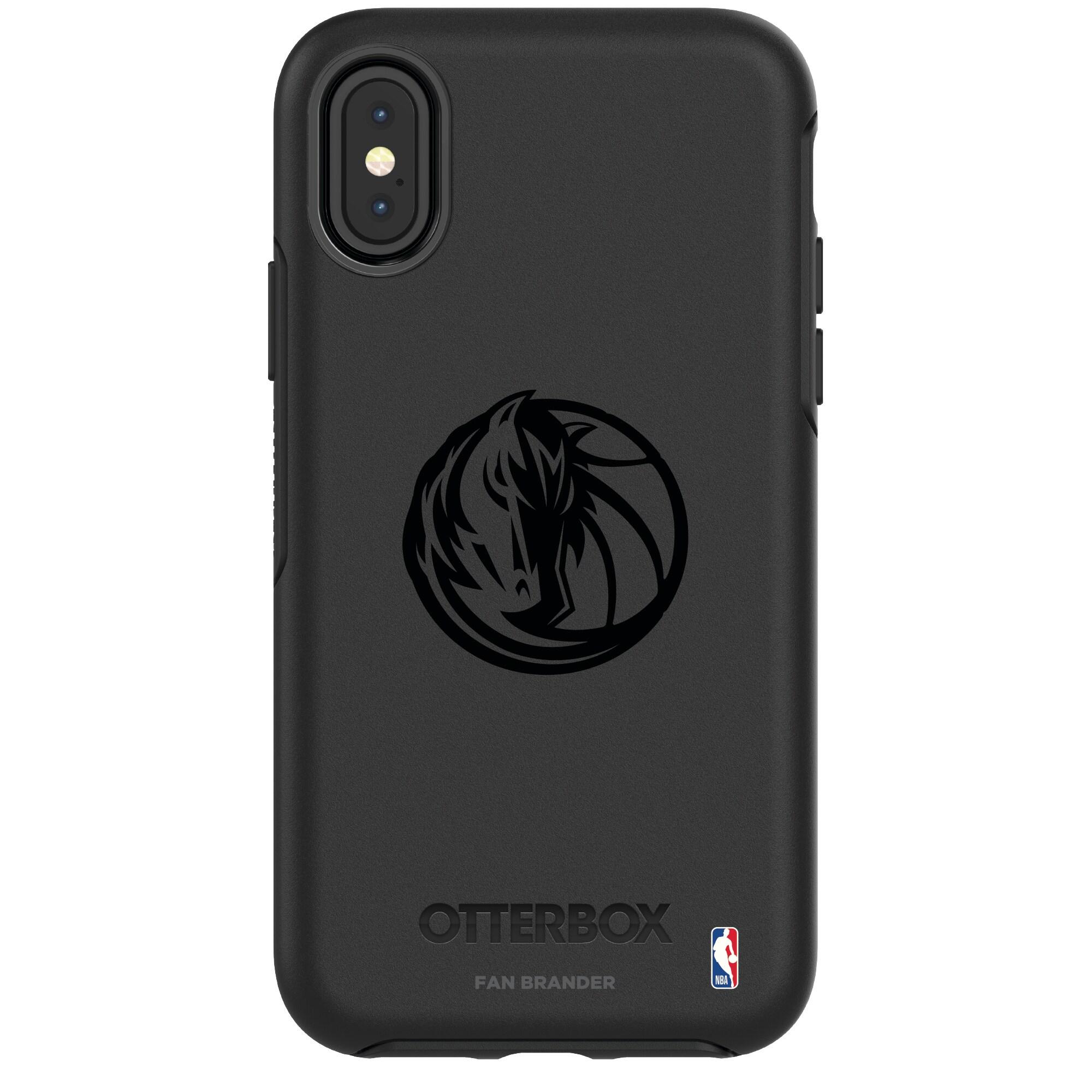 Dallas Mavericks OtterBox iPhone Tonal Symmetry Case