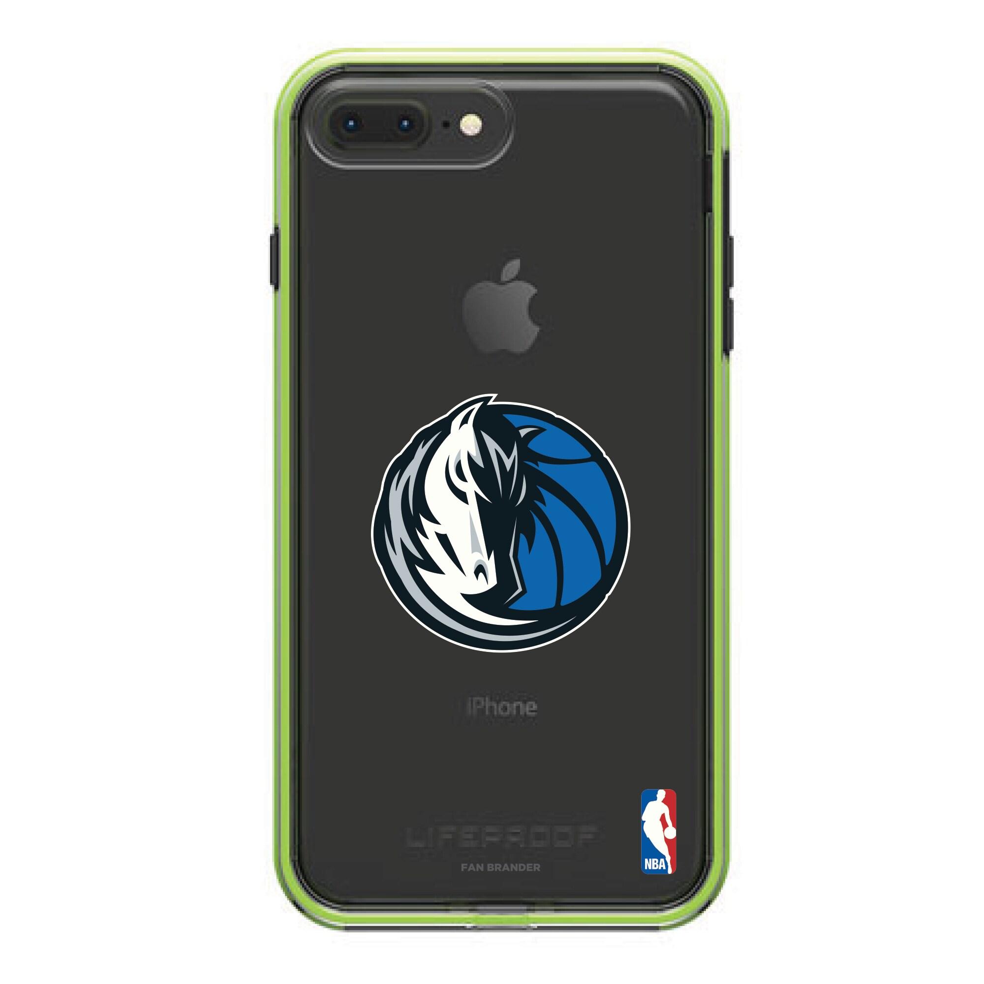 Dallas Mavericks LifeProof Night Flash Primary Logo iPhone Case