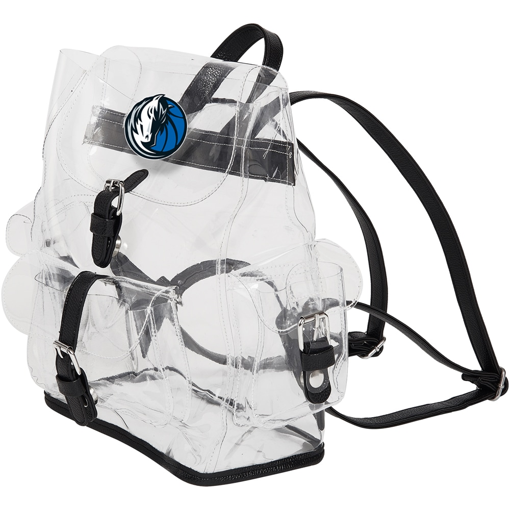 Dallas Mavericks The Northwest Company Lucia Clear Backpack