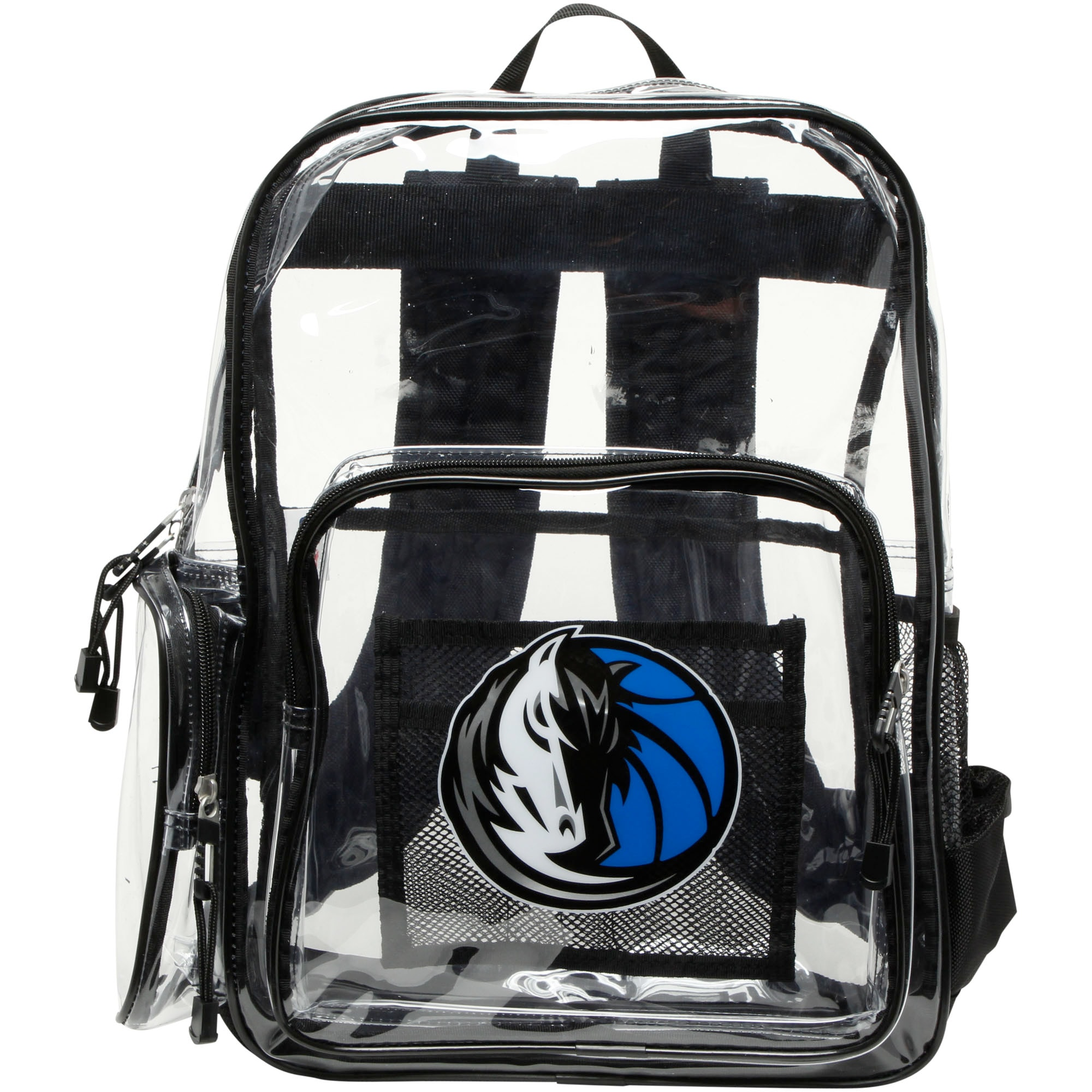 Dallas Mavericks The Northwest Company Dimension Clear Backpack