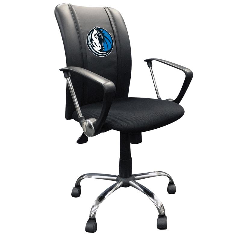 Dallas Mavericks Curve Task Chair