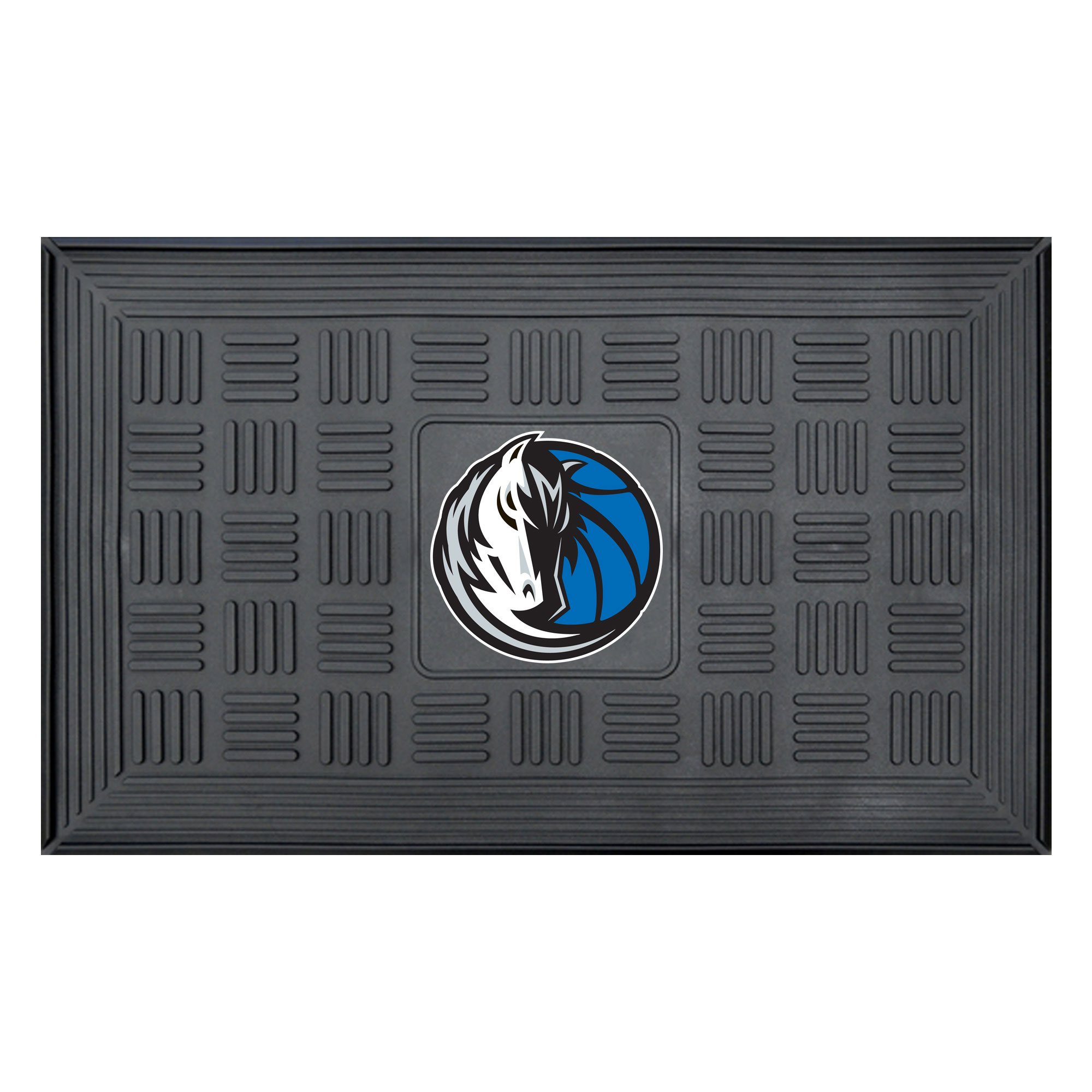 "Dallas Mavericks 19.5"" x 31.25"" Medallion Door Mat"
