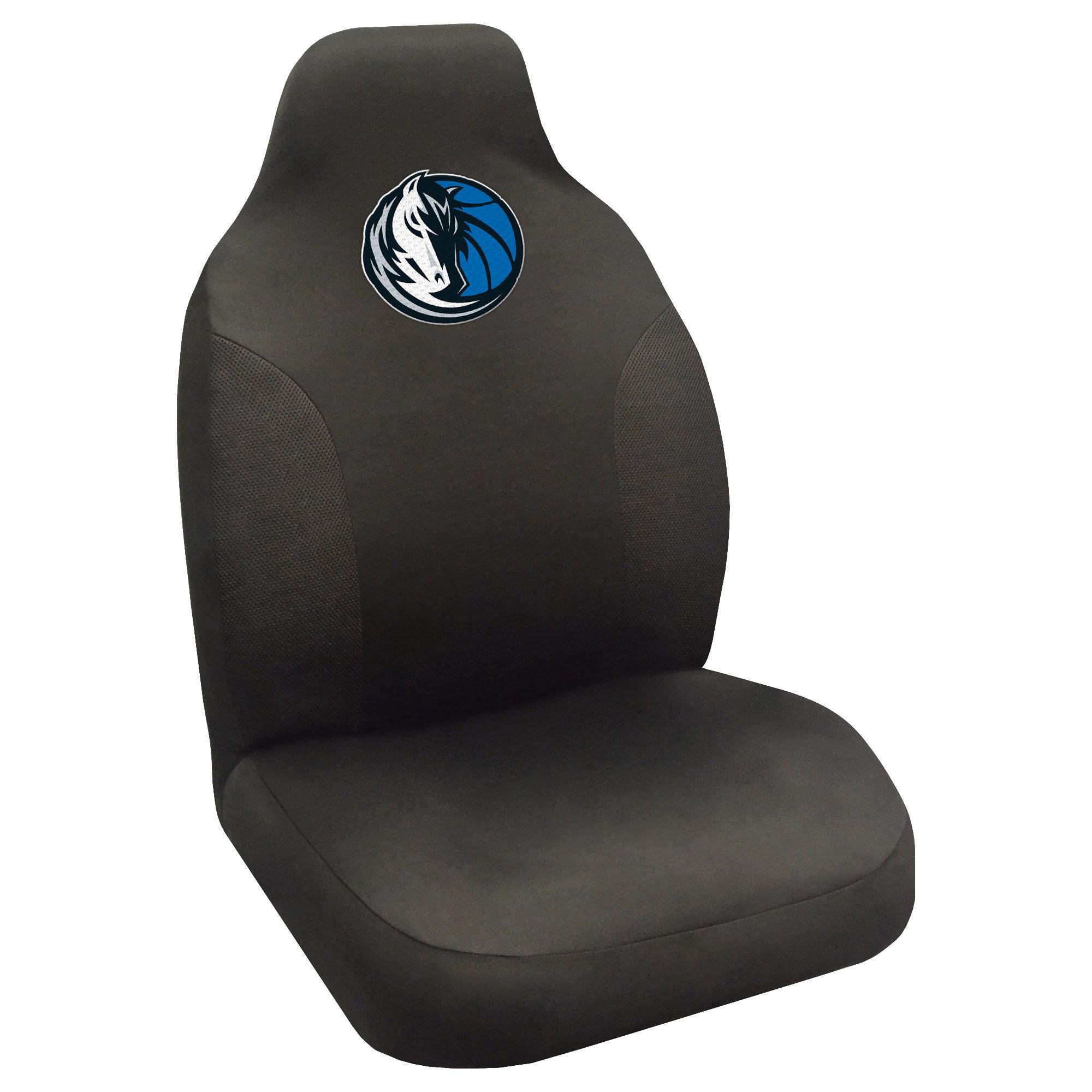 Dallas Mavericks Car Seat Cover