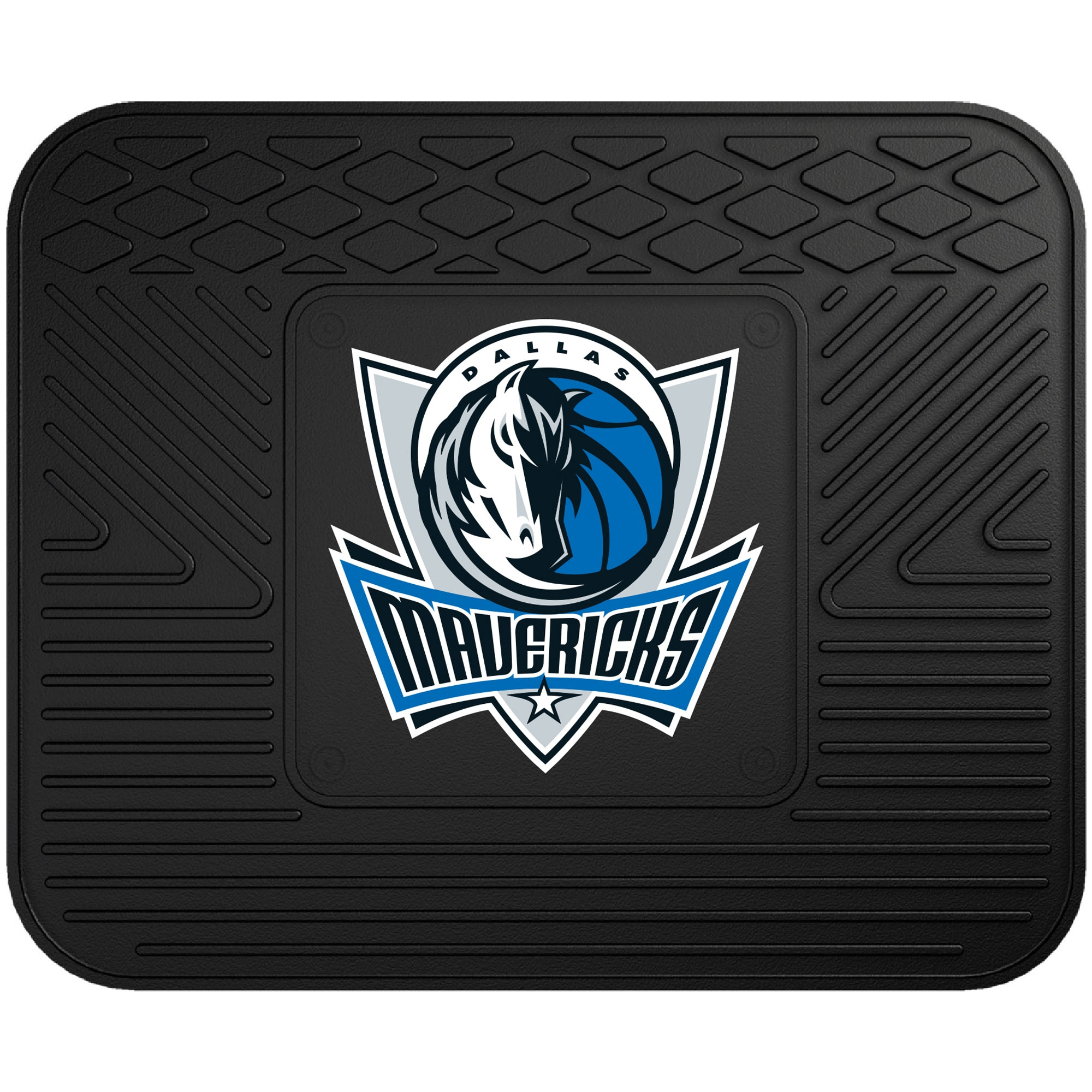 "Dallas Mavericks 17"" x 14"" Utility Mat"
