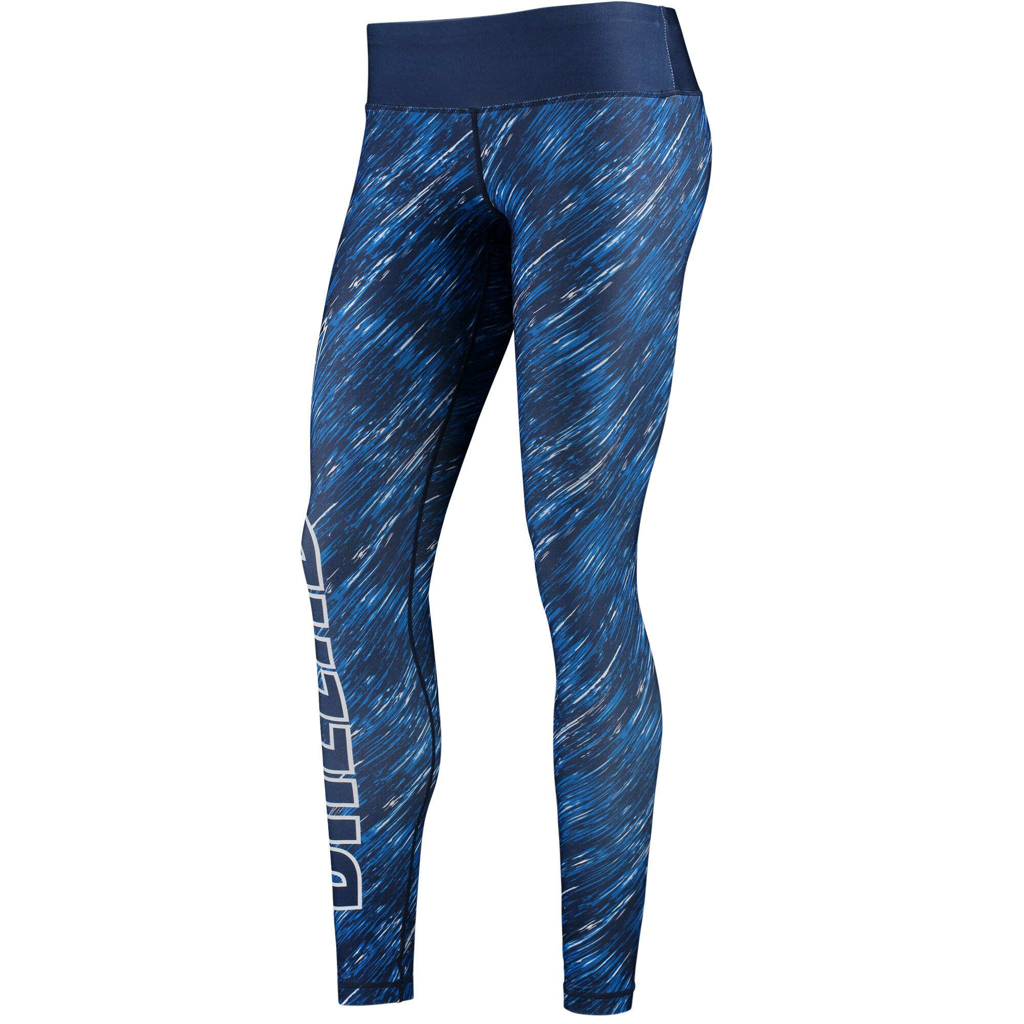 Dallas Mavericks Women's Static Rain Leggings - Navy