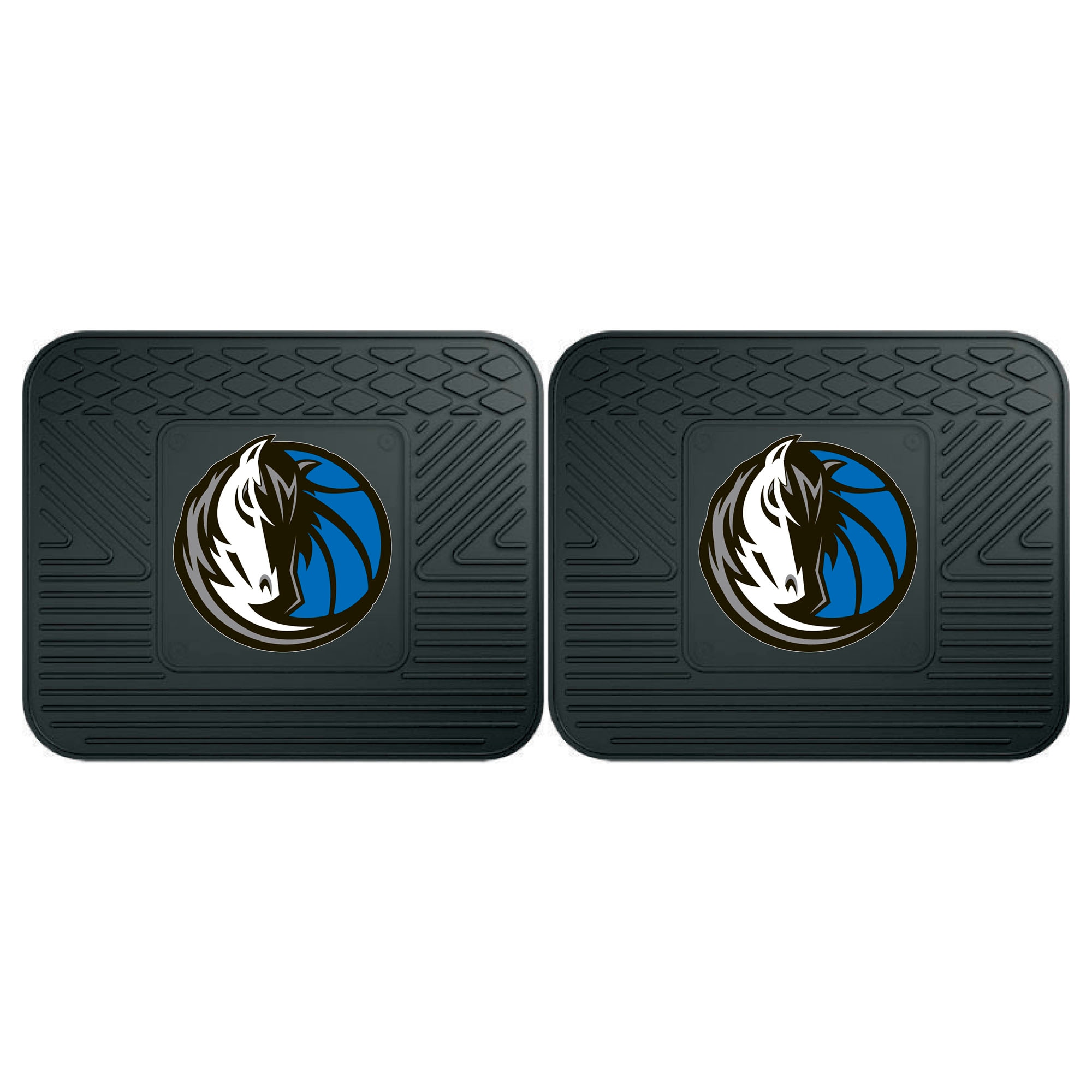 Dallas Mavericks 2-Pack Utility Mat Set