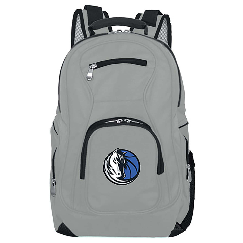 Dallas Mavericks Backpack Laptop - Gray