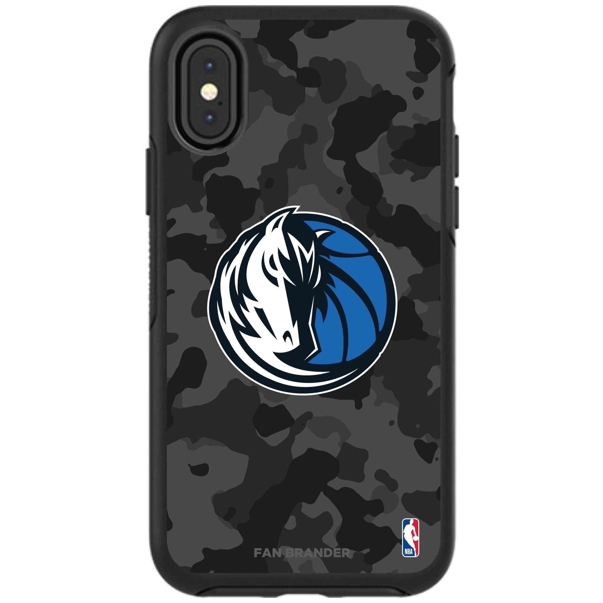 Dallas Mavericks OtterBox Urban Camo iPhone Case