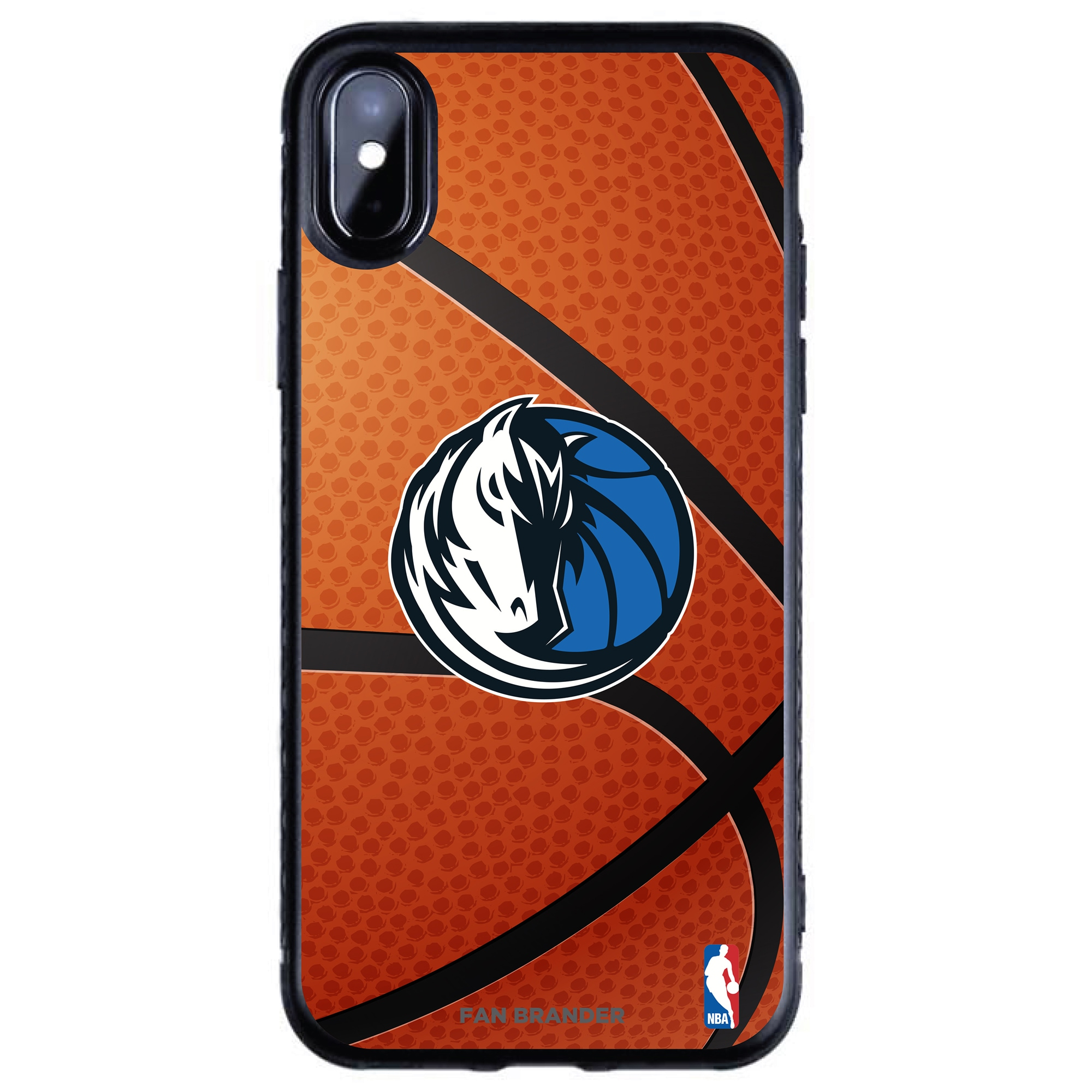 Dallas Mavericks Primary Mark iPhone Case