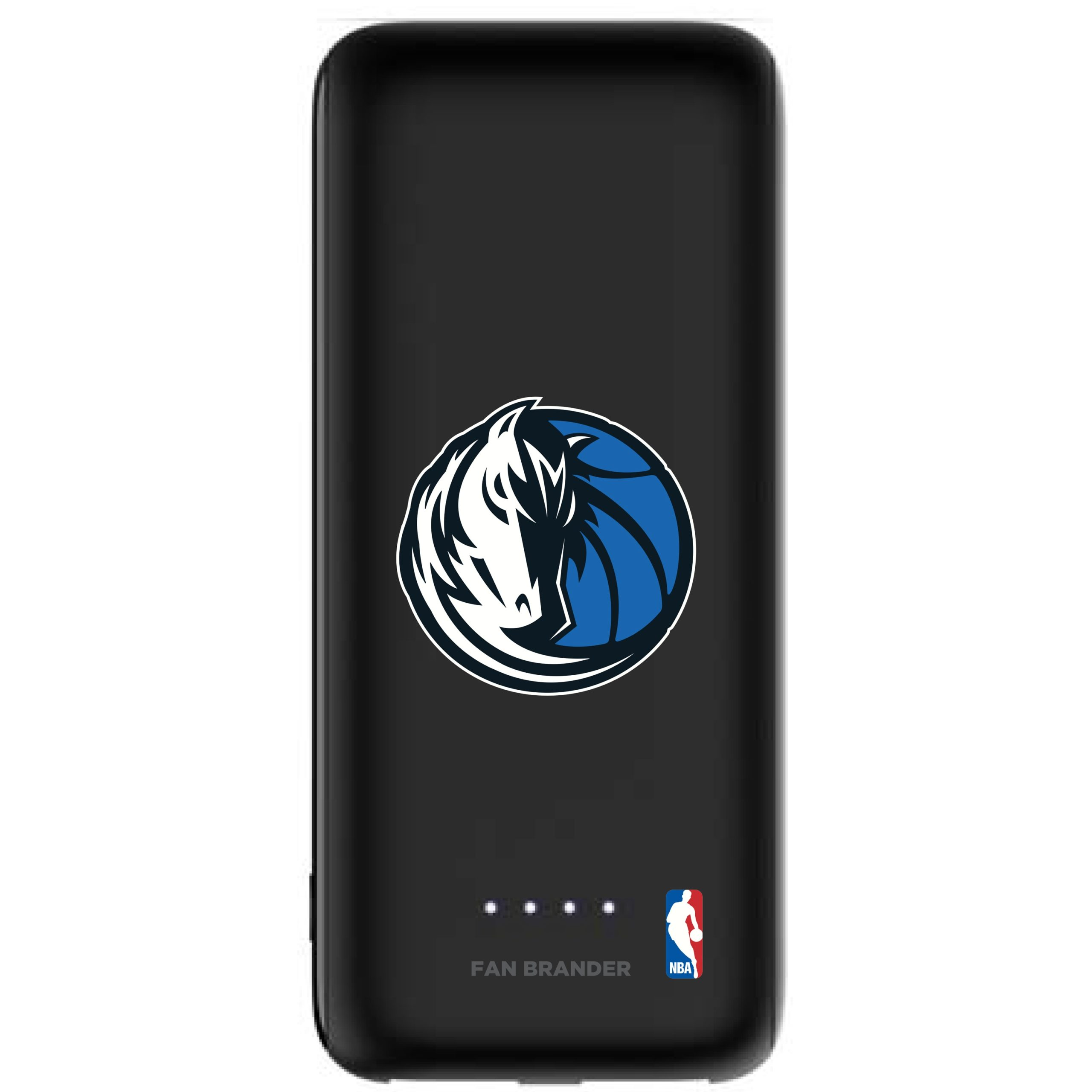 Dallas Mavericks mophie 5200 mAh Universal Battery Power Boost