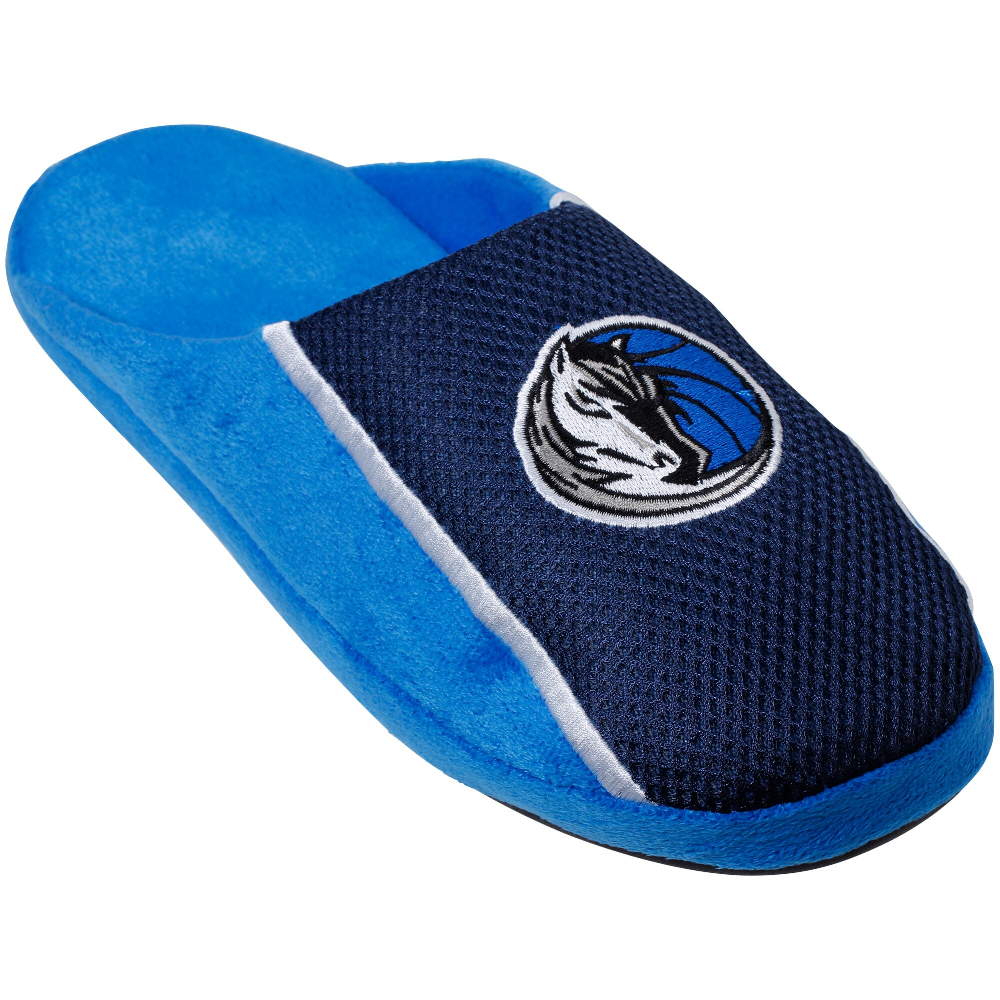 Dallas Mavericks Jersey Slide Slippers
